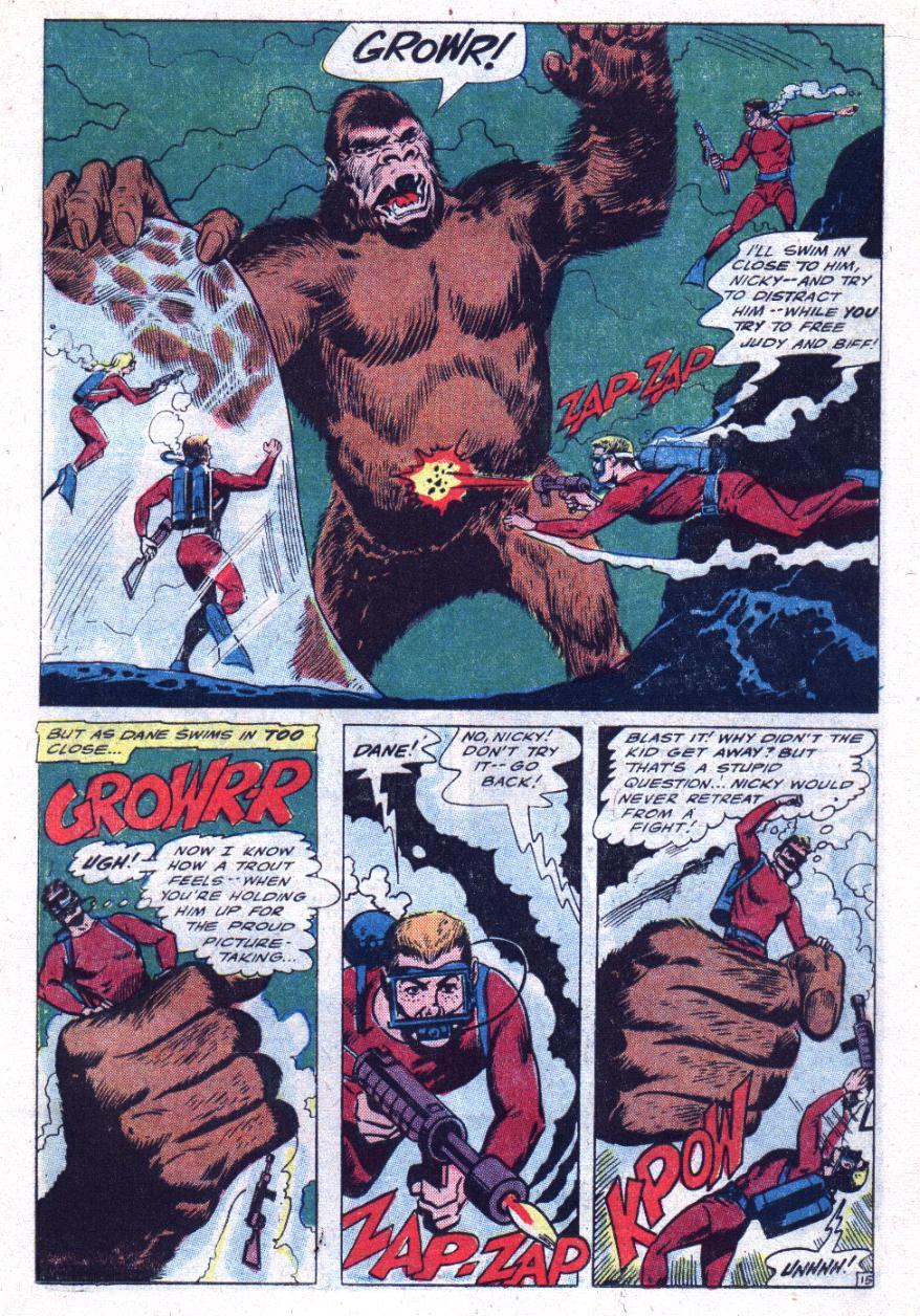 Read online Sea Devils comic -  Issue #30 - 20