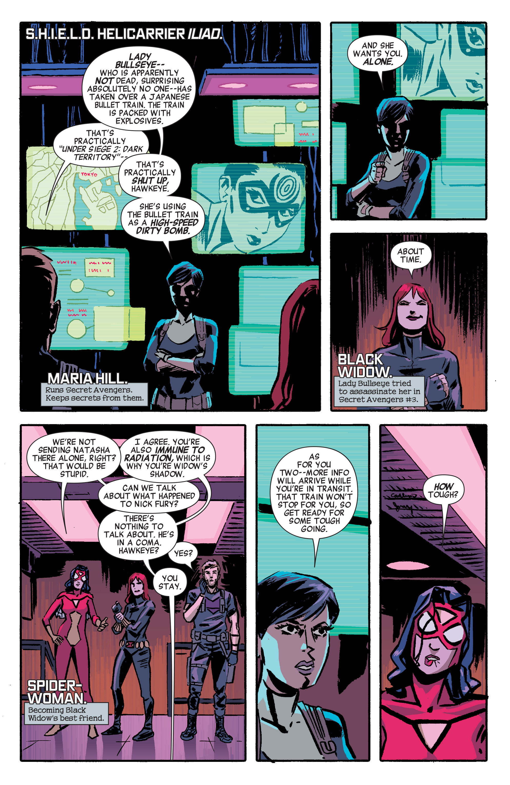 Read online Secret Avengers (2014) comic -  Issue #6 - 3