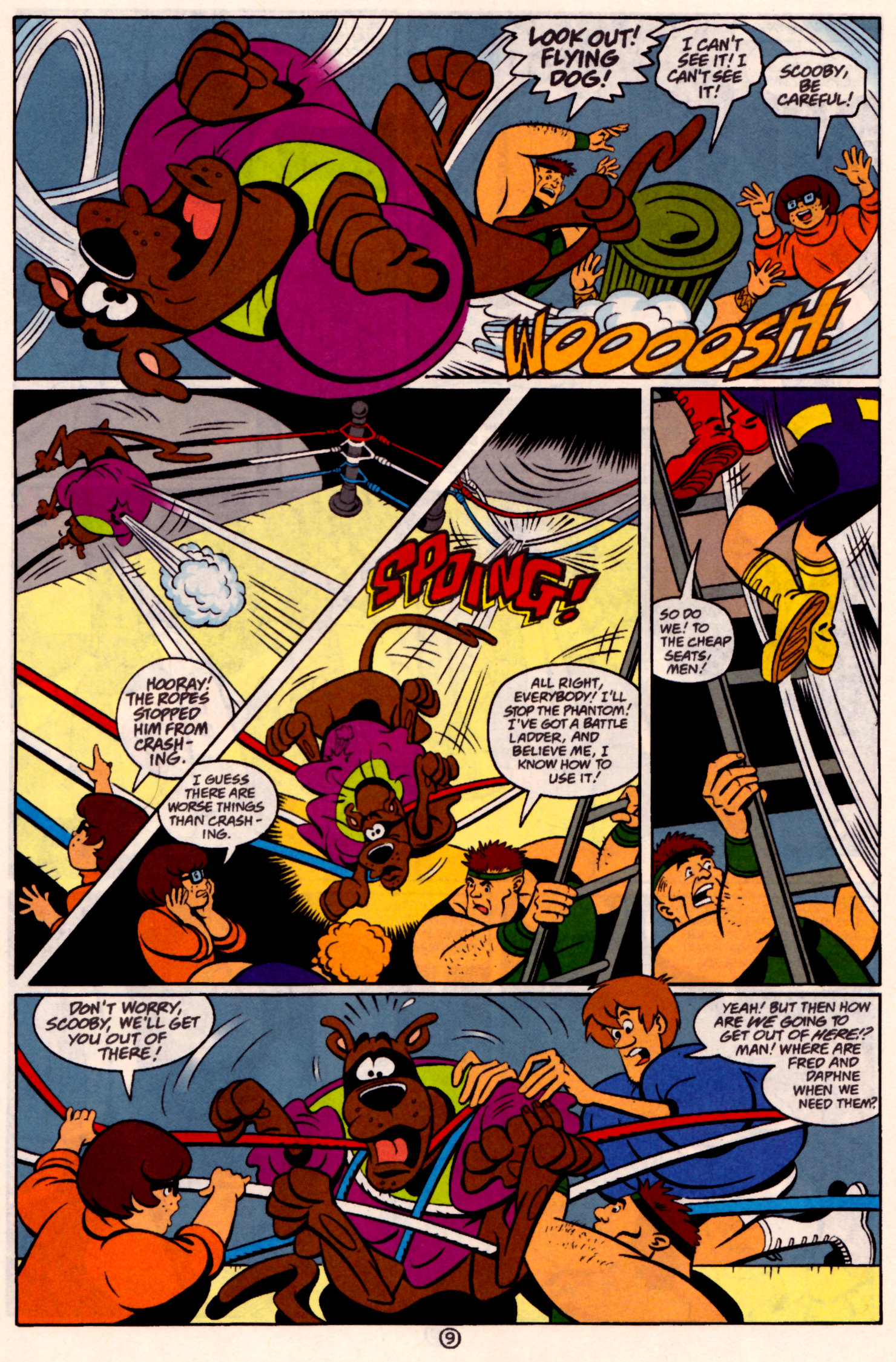 Read online Scooby-Doo (1997) comic -  Issue #31 - 10
