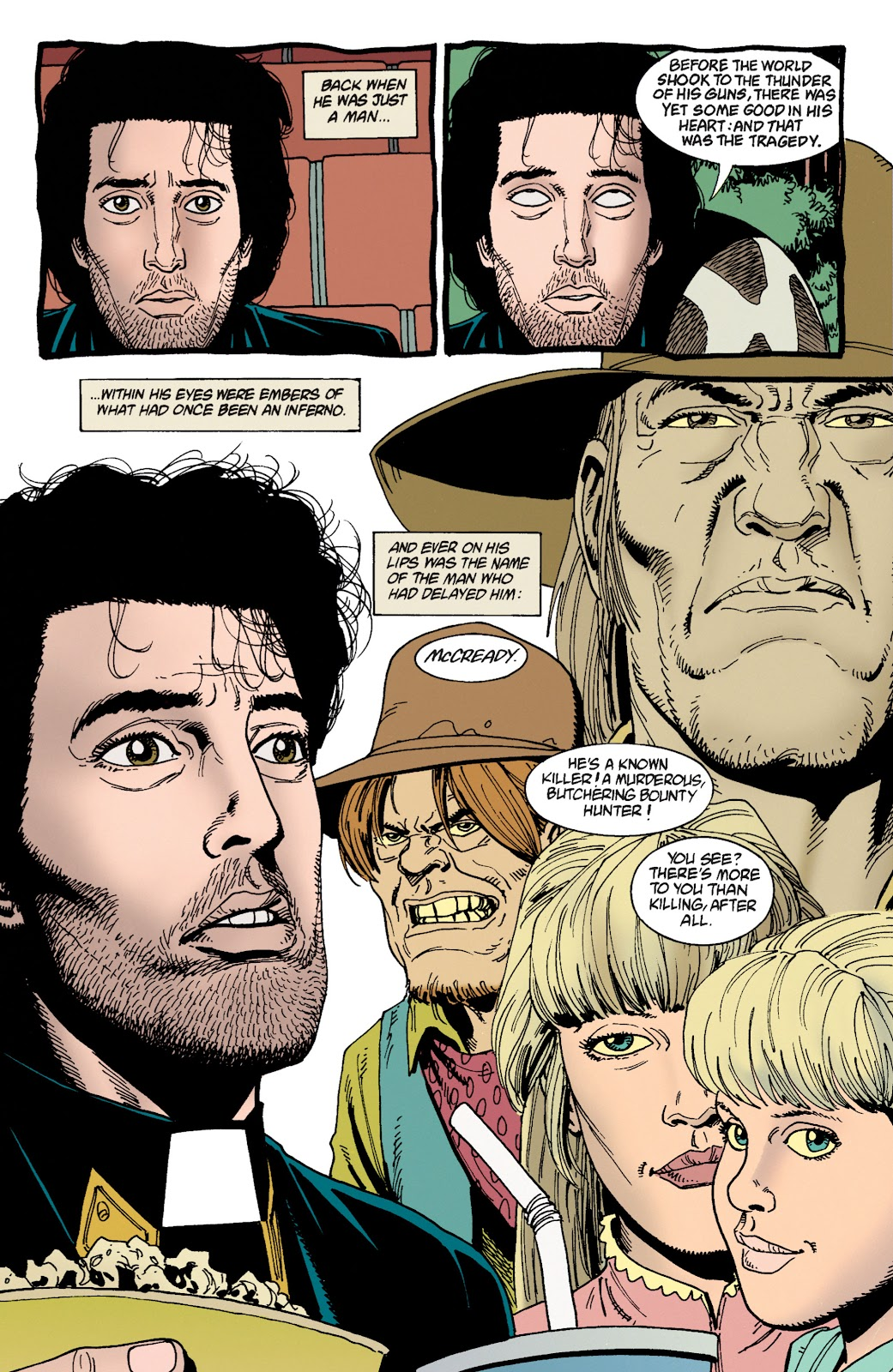 Preacher Issue #32 #41 - English 13