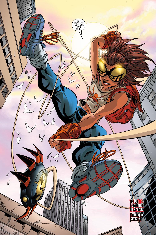 Read online Amazing Fantasy (2004) comic -  Issue #6 - 22
