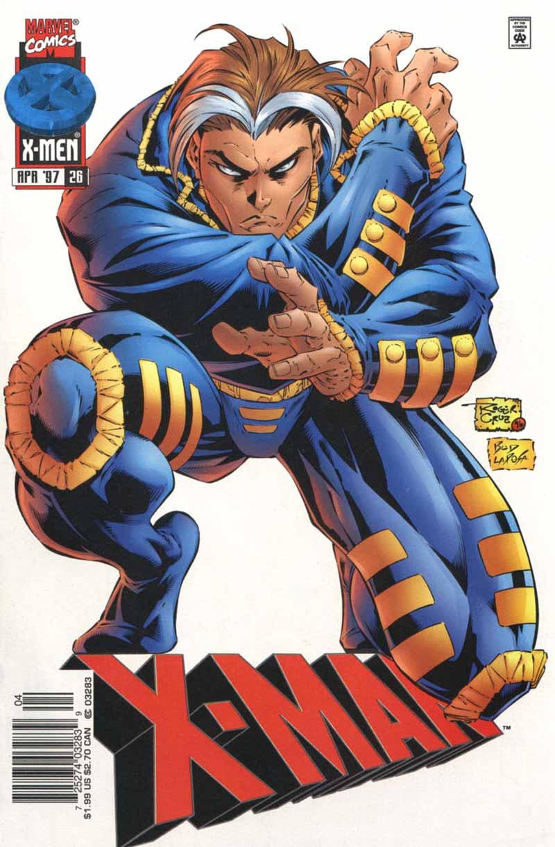 X-Man 26 Page 1