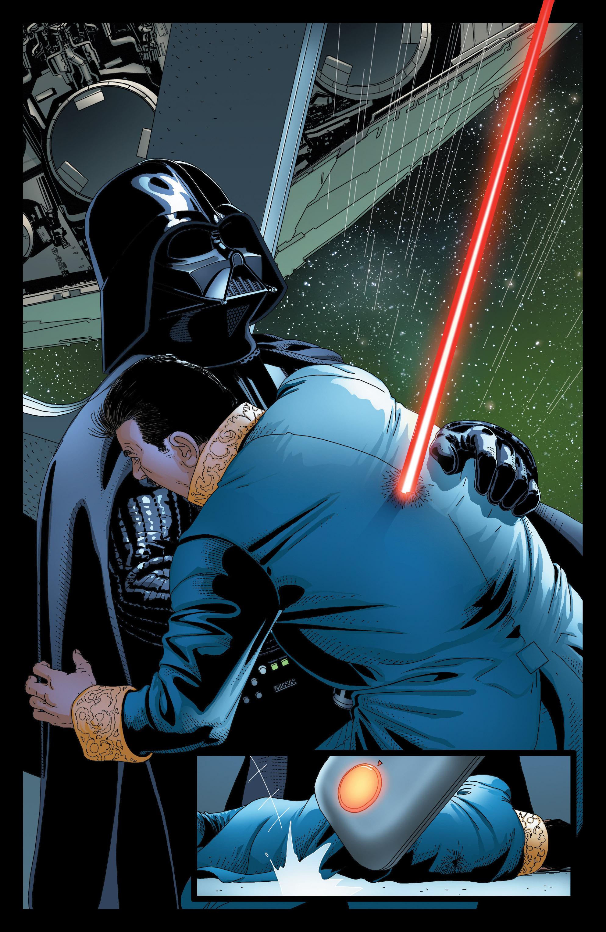 Read online Darth Vader comic -  Issue #24 - 18