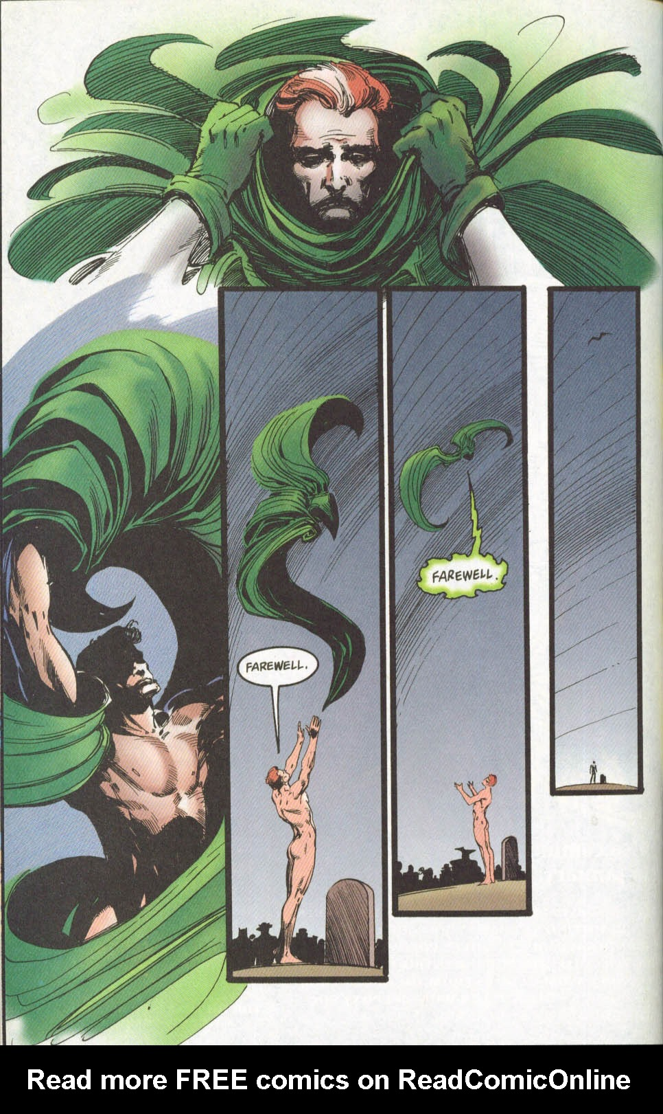 The Spectre (1992) #62 #64 - English 17
