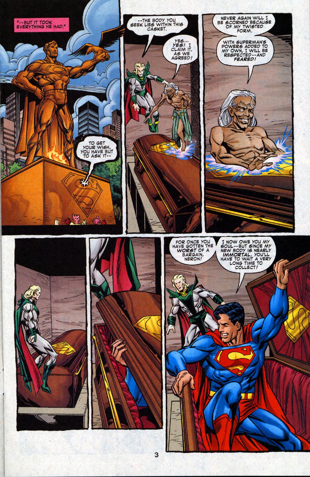 Read online Deadman: Dead Again comic -  Issue #4 - 4