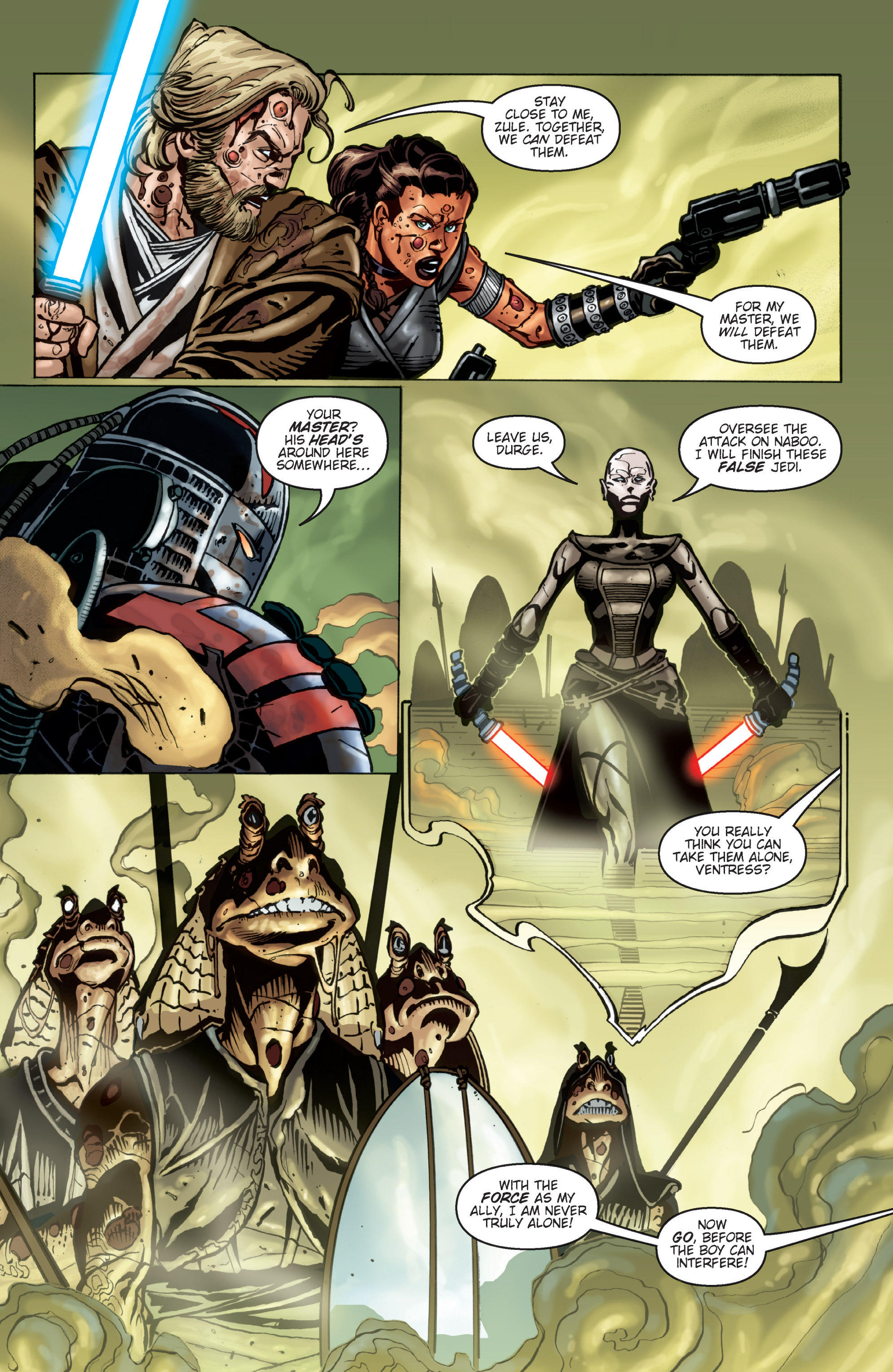 Star Wars Legends Epic Collection: The Clone Wars chap 1 pic 131
