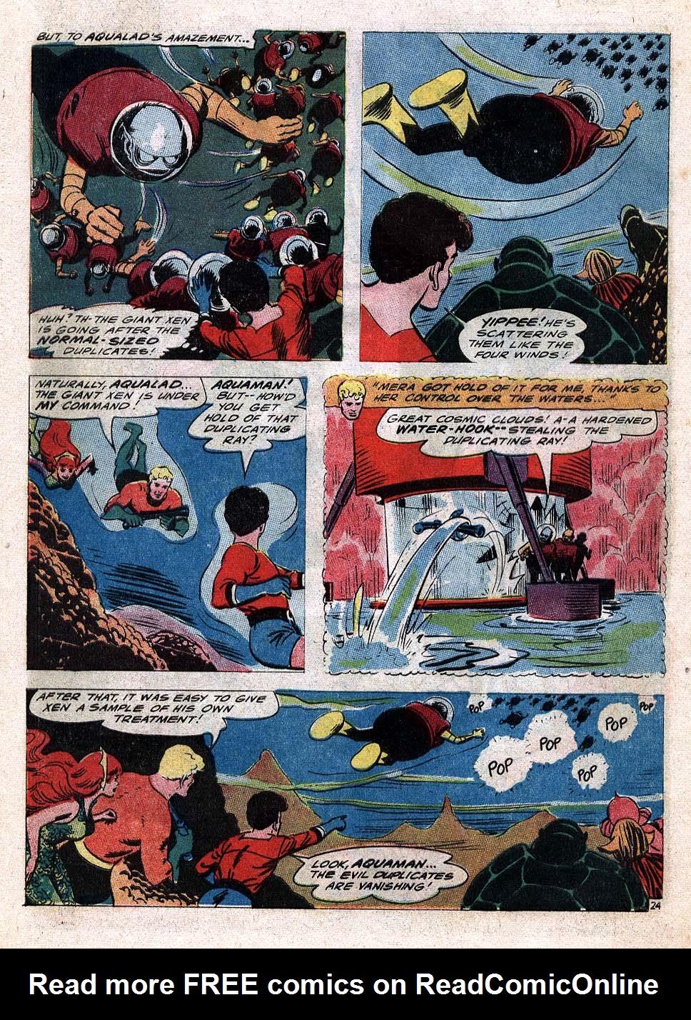 Aquaman (1962) Issue #27 #27 - English 32