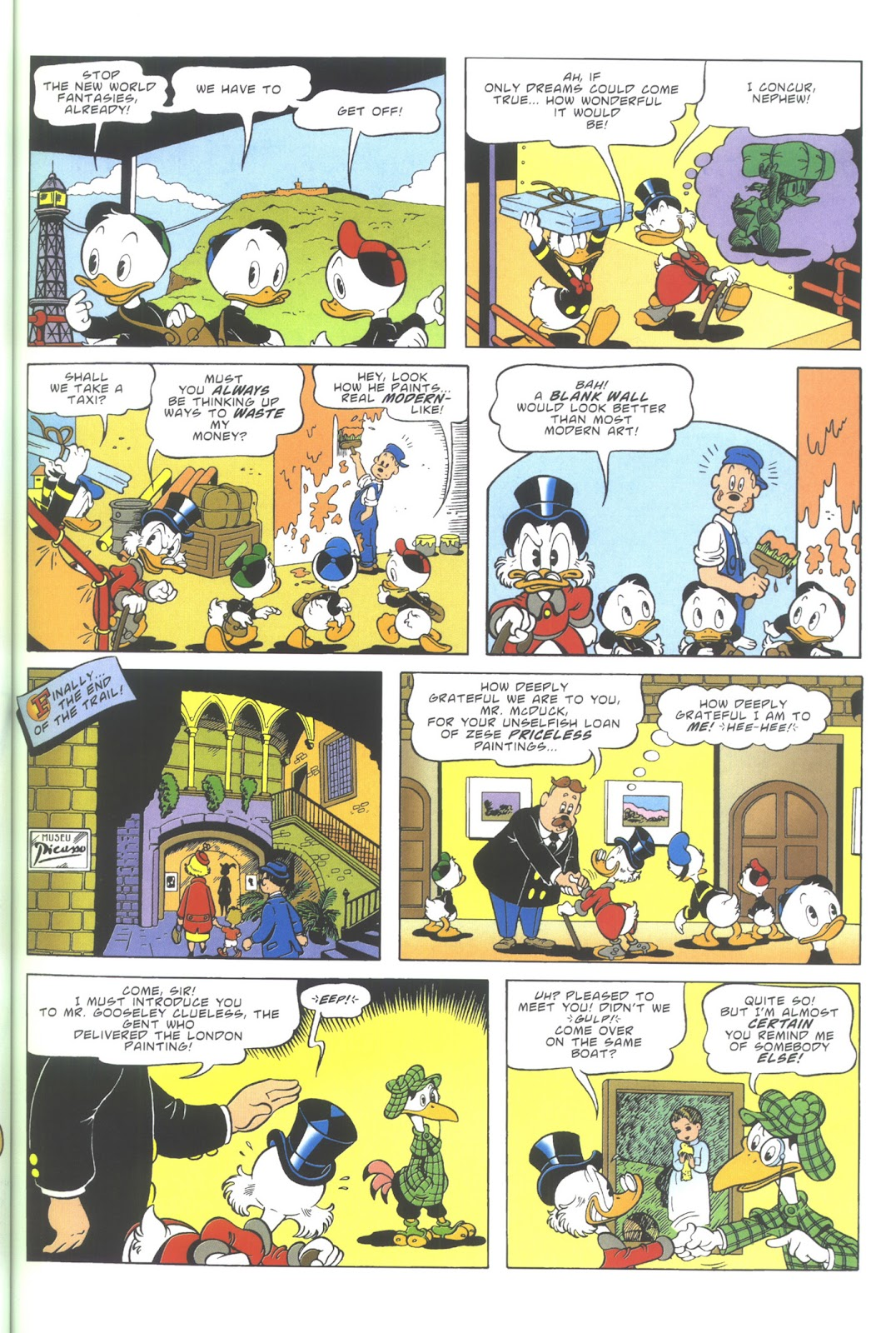 Uncle Scrooge (1953) Issue #353 #353 - English 19