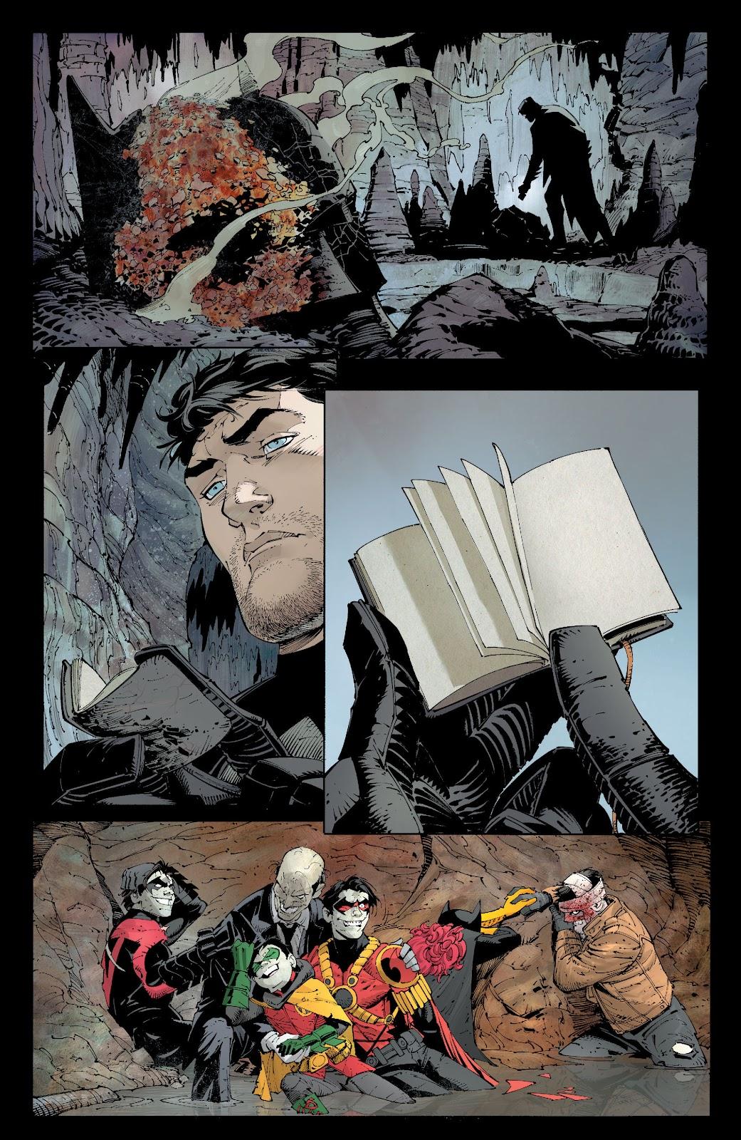 Batman (2011) Issue #17 #32 - English 24