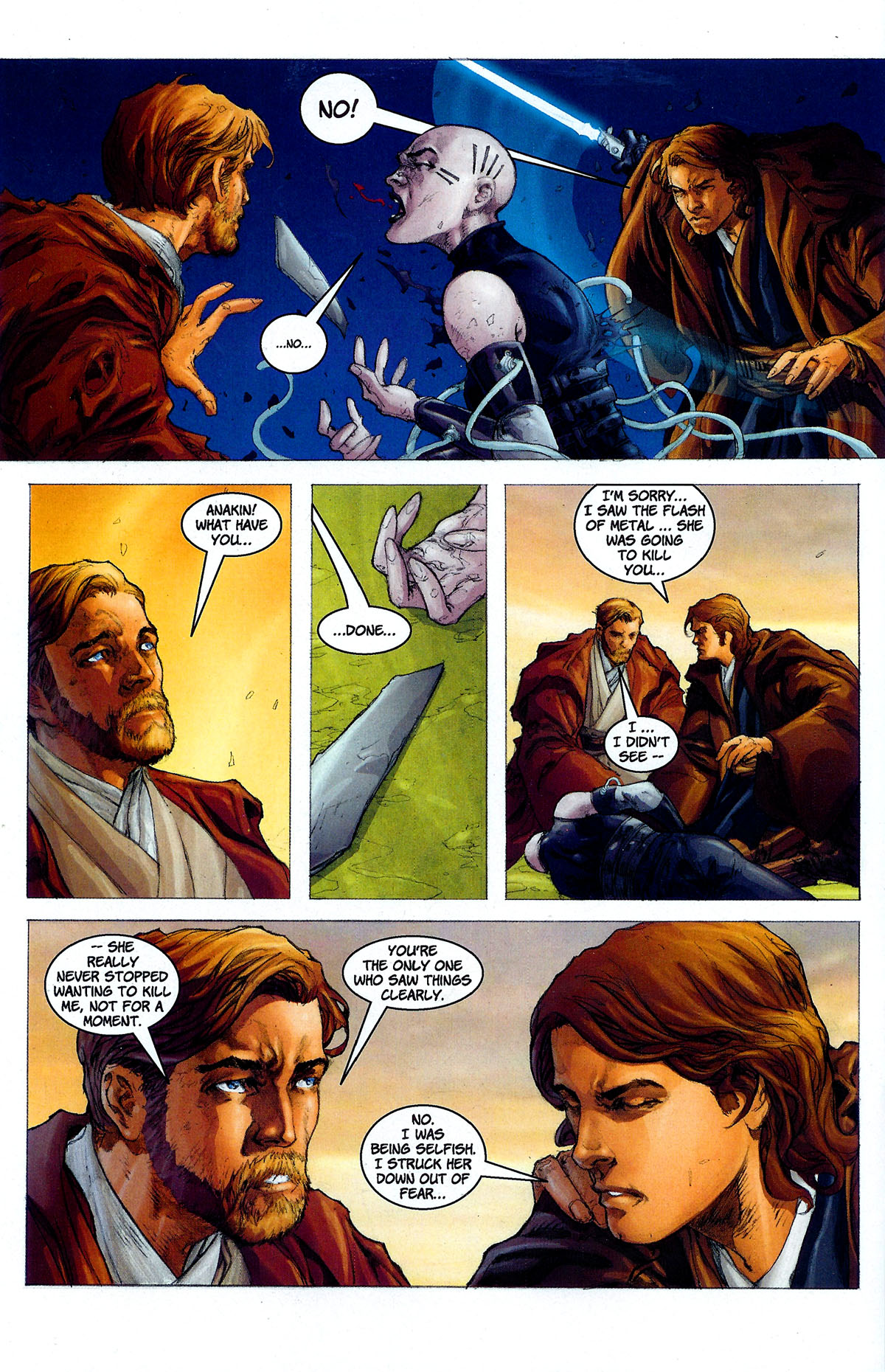 Star Wars: Obsession #5 #5 - English 20