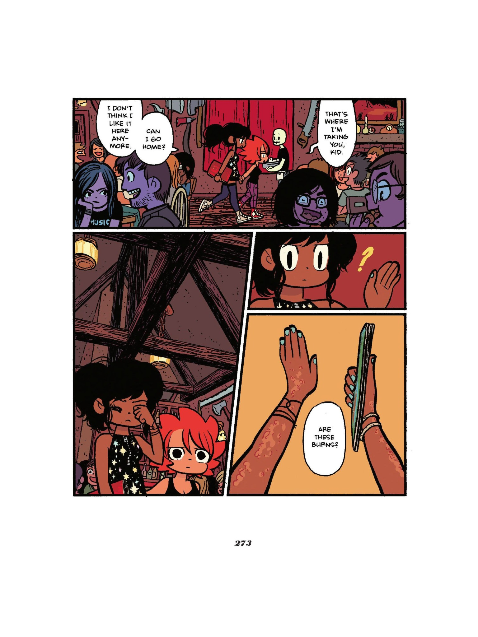 Read online Seconds comic -  Issue # Full - 273