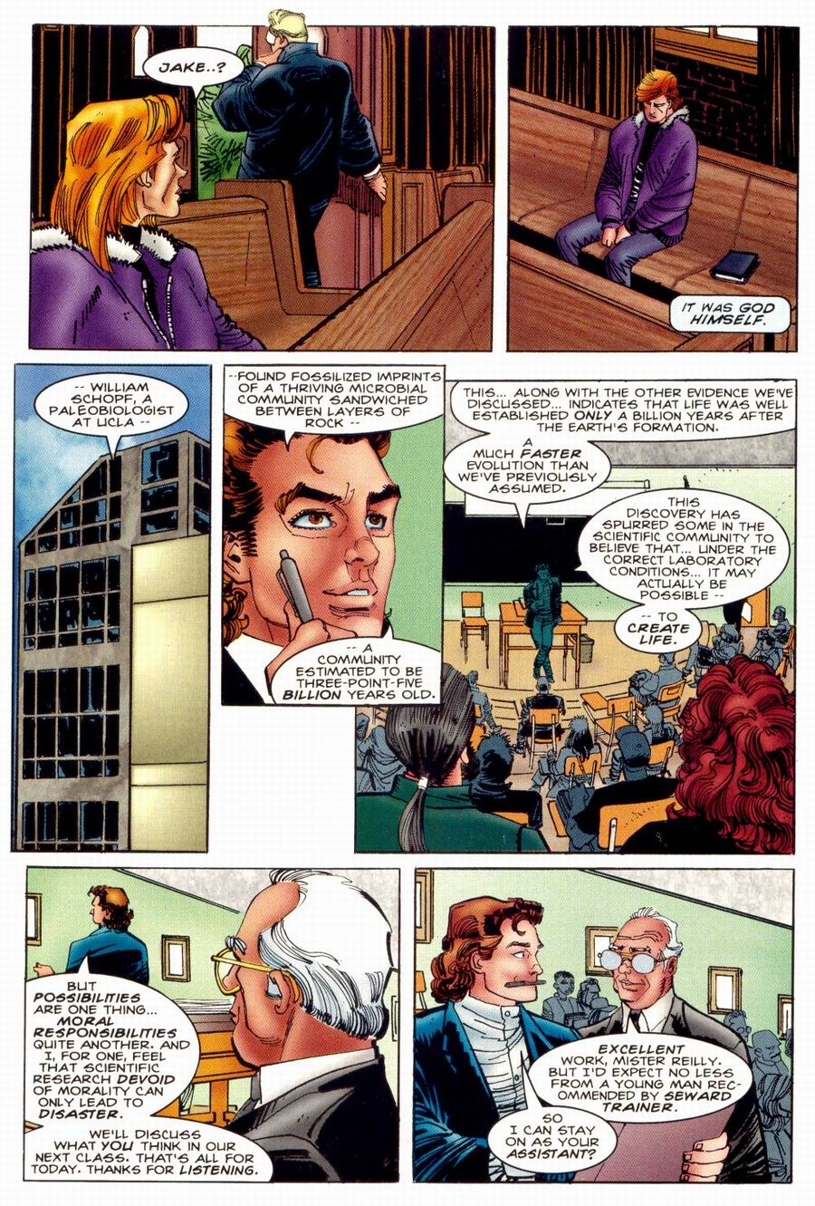 Read online Spider-Man: The Lost Years comic -  Issue #2 - 11