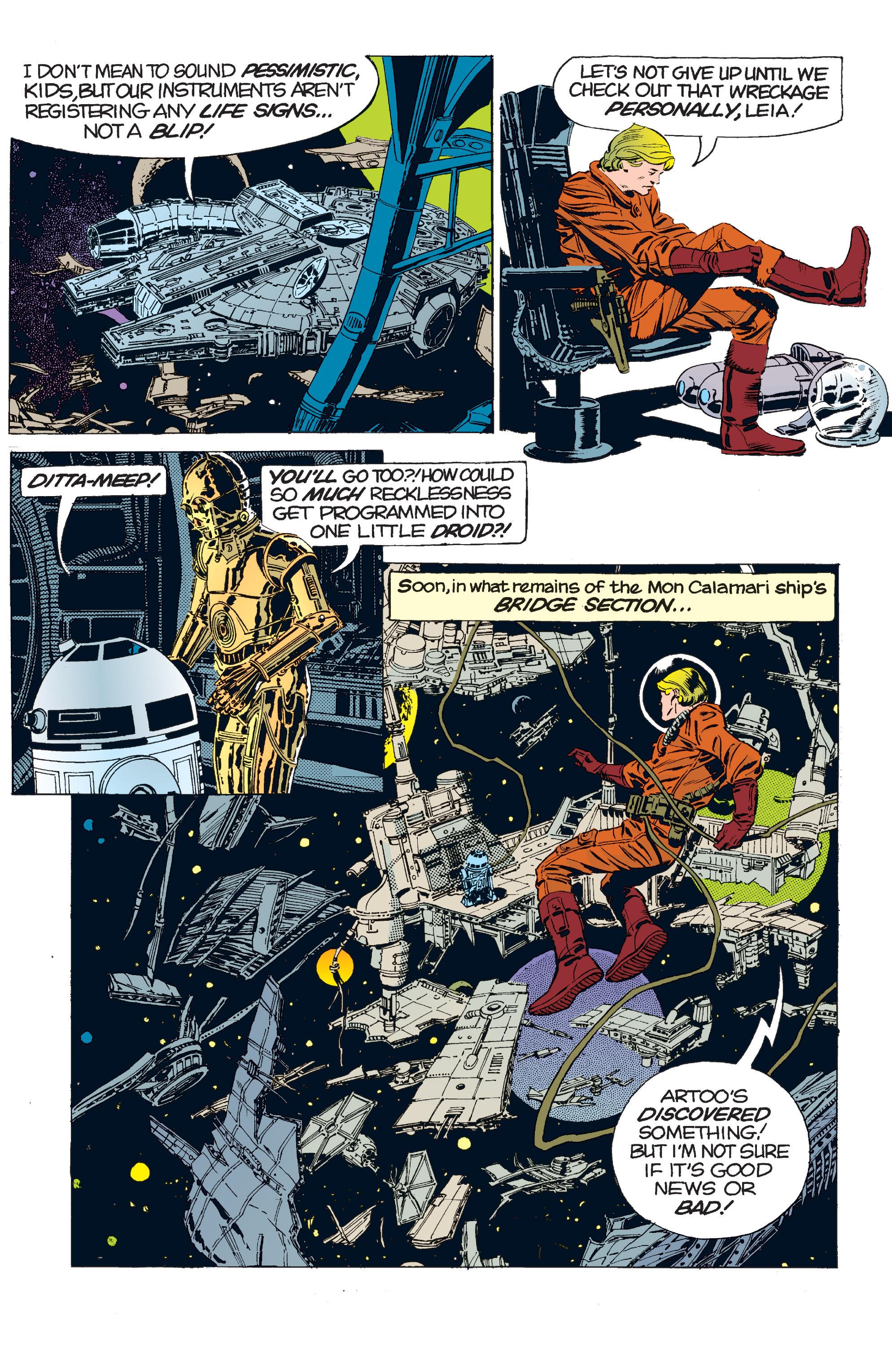 Classic Star Wars #13 #13 - English 18