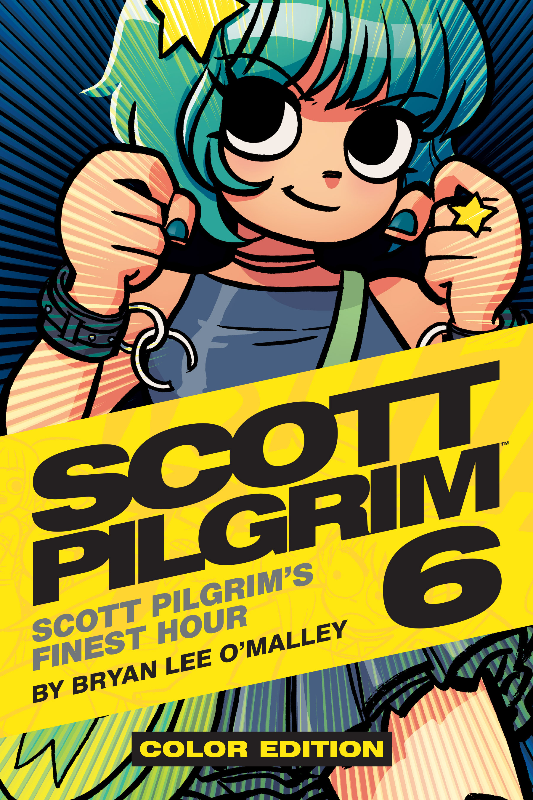 Read online Scott Pilgrim comic -  Issue #6 - 1