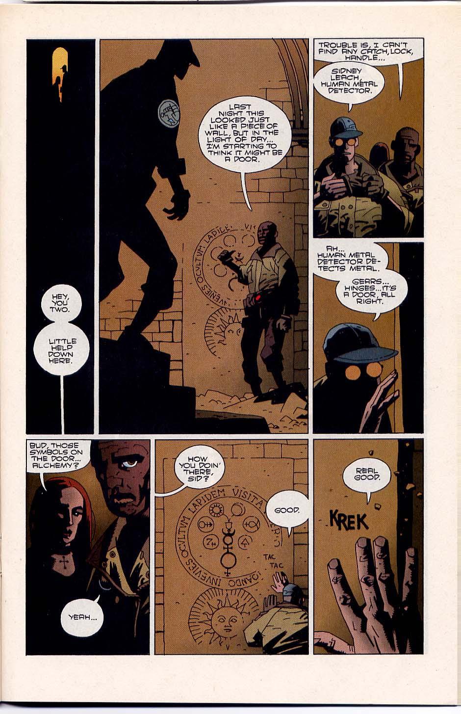 Hellboy: Wake the Devil Issue #3 #3 - English 15