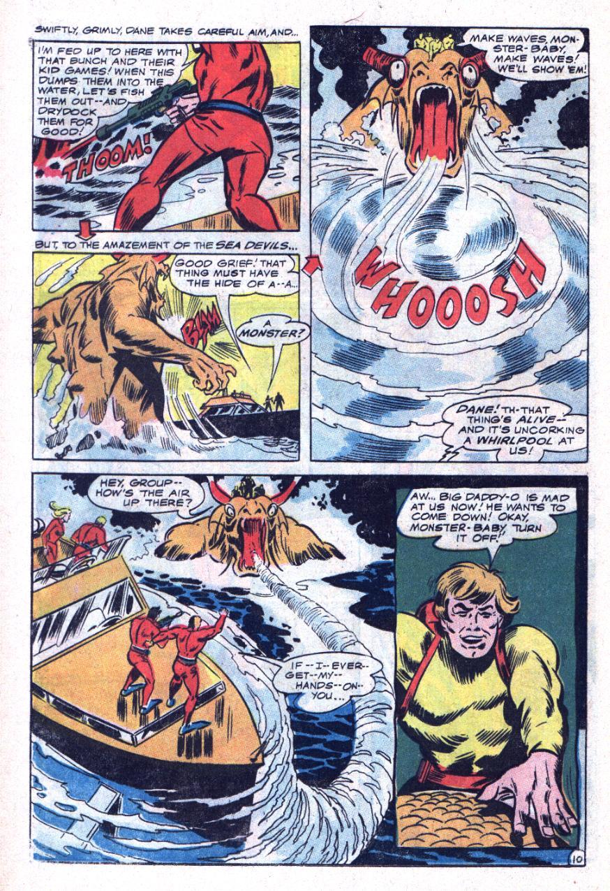 Read online Sea Devils comic -  Issue #34 - 17