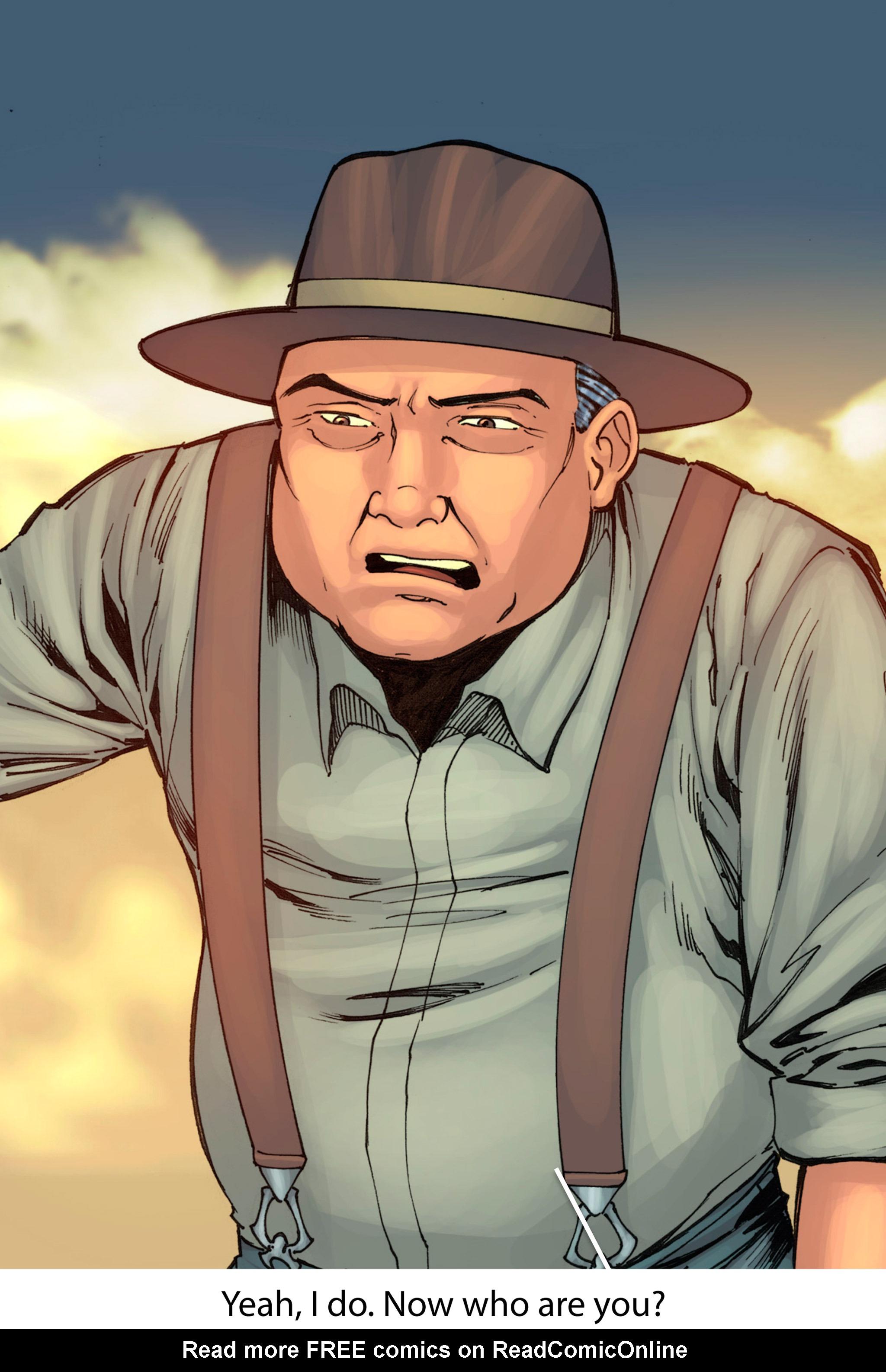 Read online Z-Men comic -  Issue #1 - 116