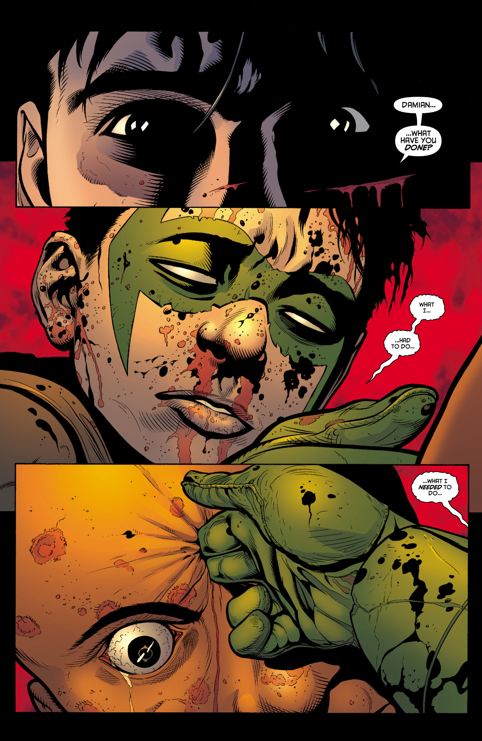 Batman and Robin (2011) chap 1 pic 154