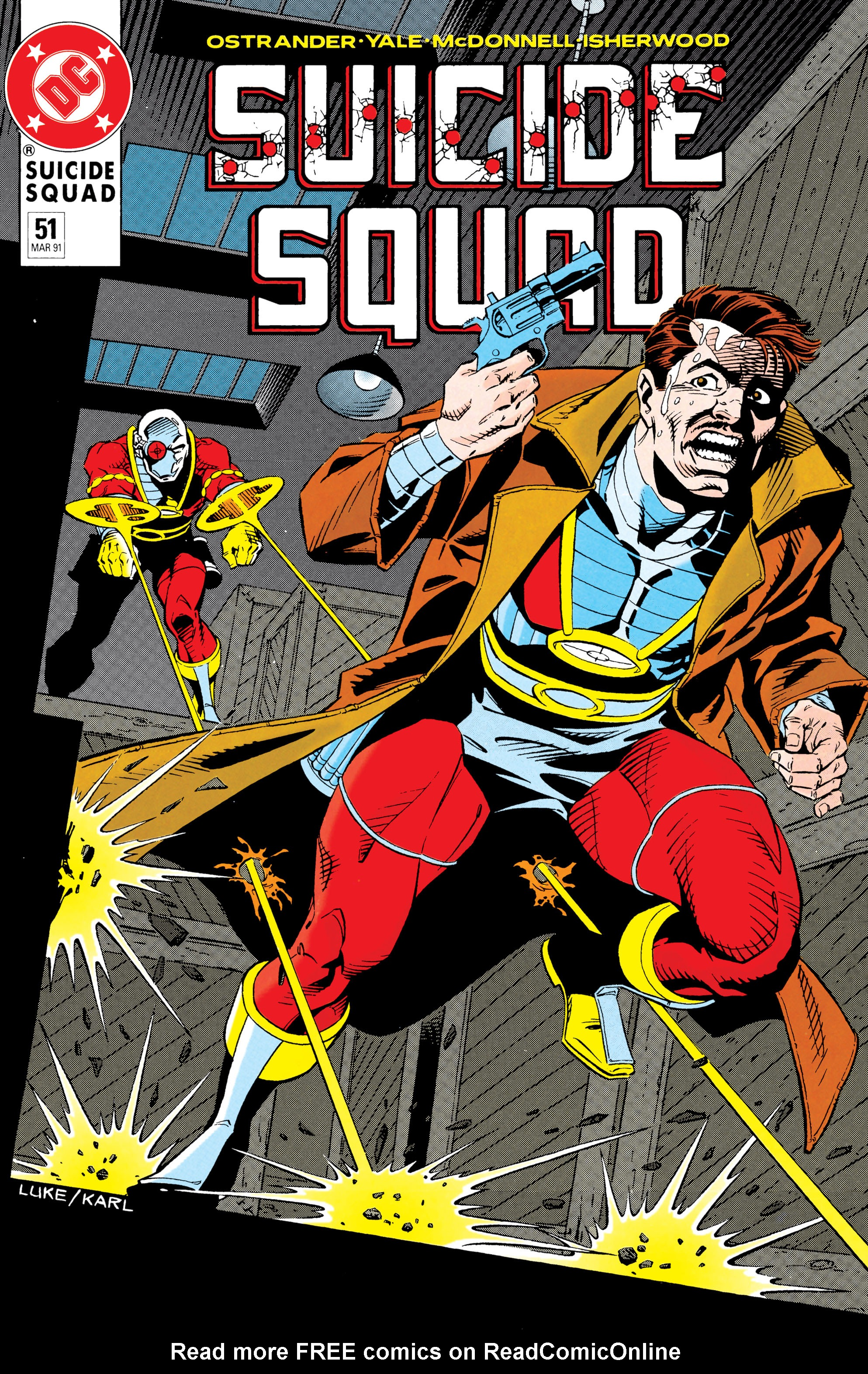 Suicide Squad (1987) 51 Page 1