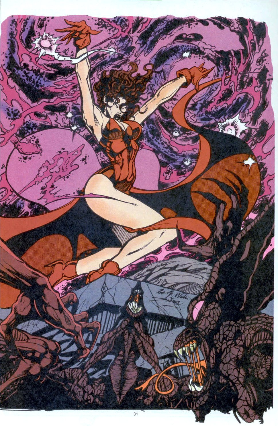 Scarlet Witch (1994) Issue #4 #4 - English 25