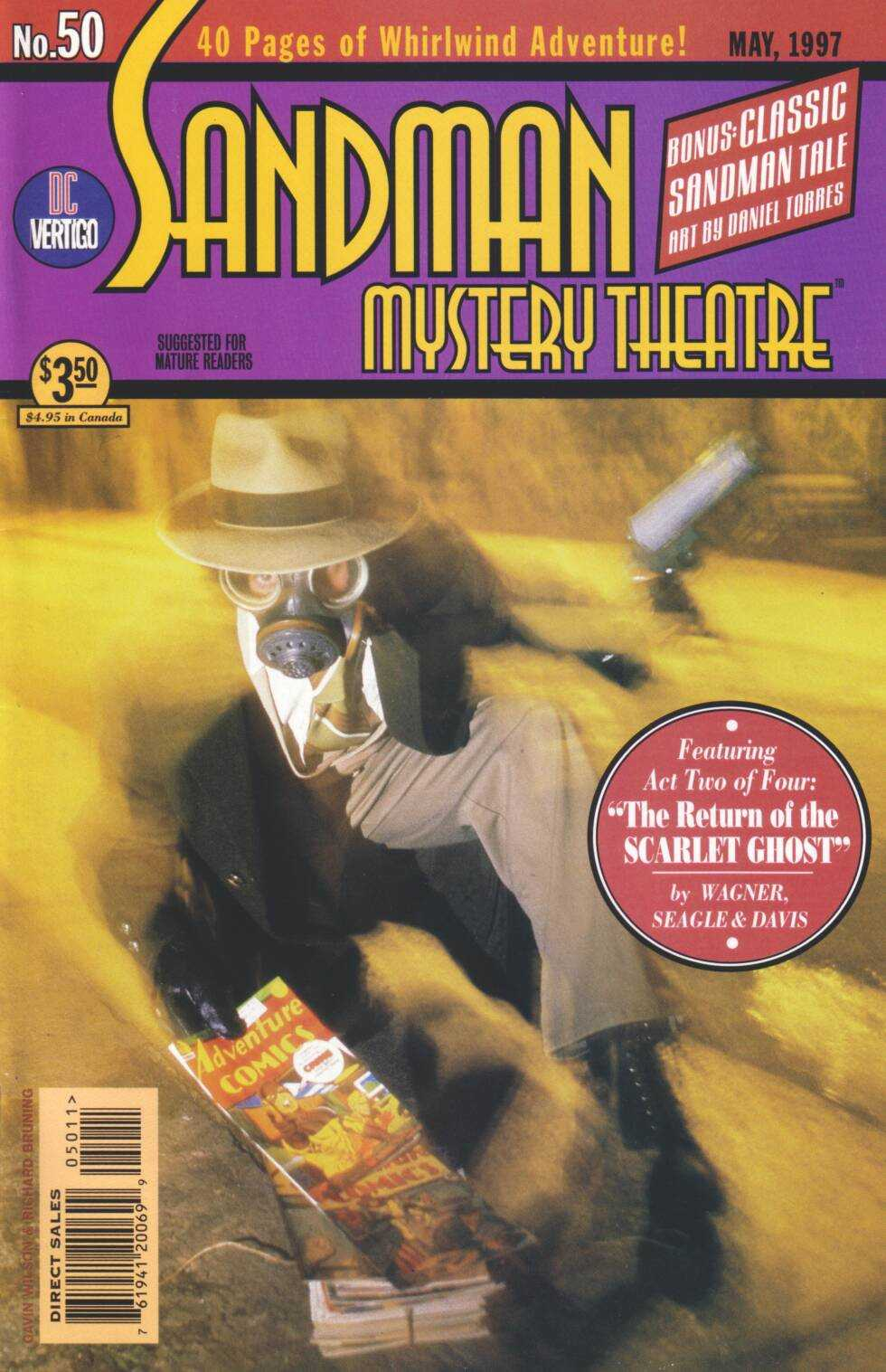 Sandman Mystery Theatre issue 50 - Page 1