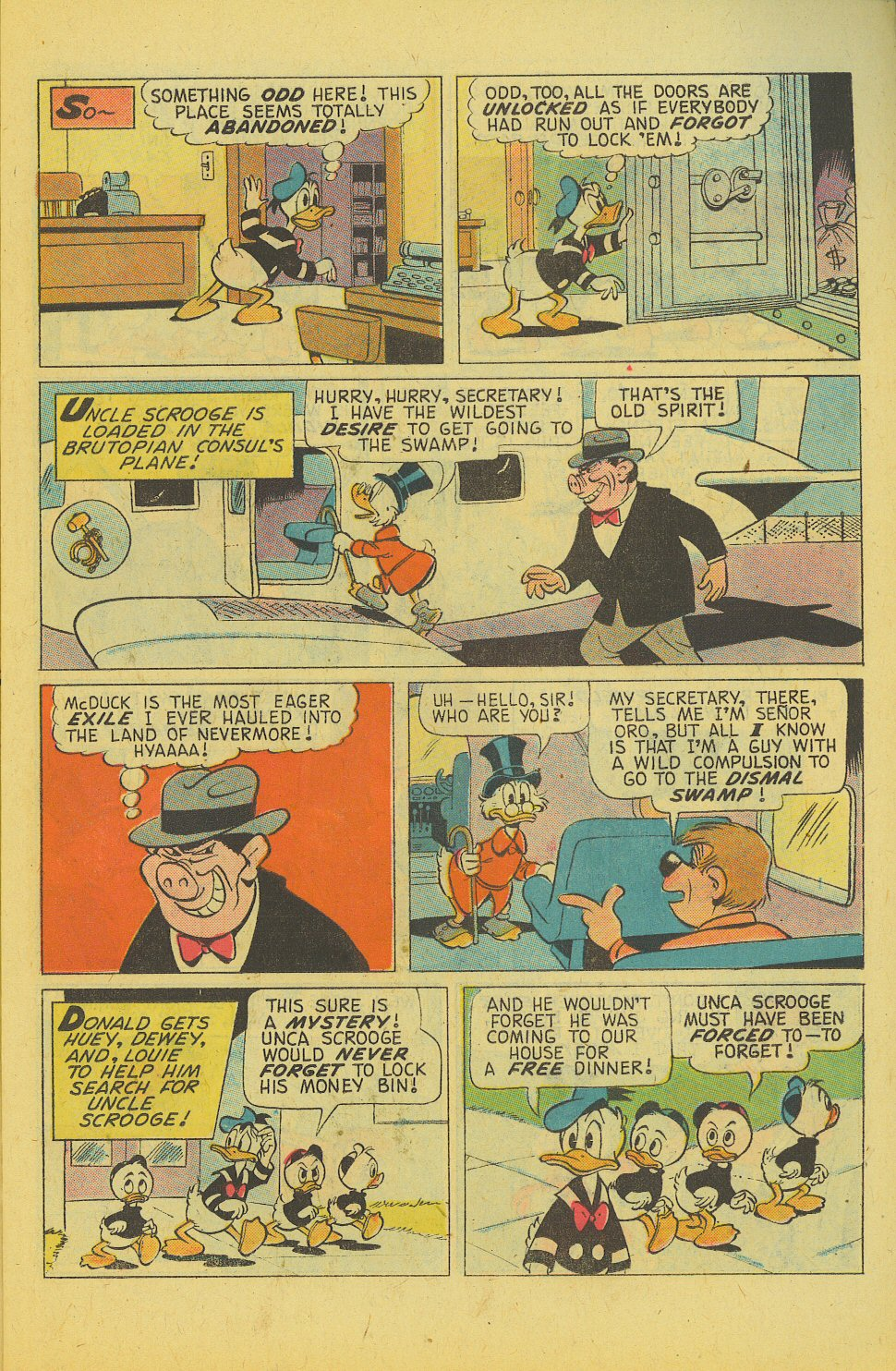 Uncle Scrooge (1953) Issue #123 #123 - English 11