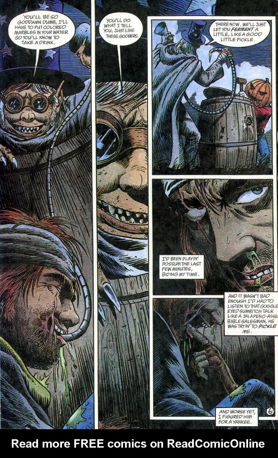 Jonah Hex: Two-Gun Mojo Issue #4 #4 - English 8