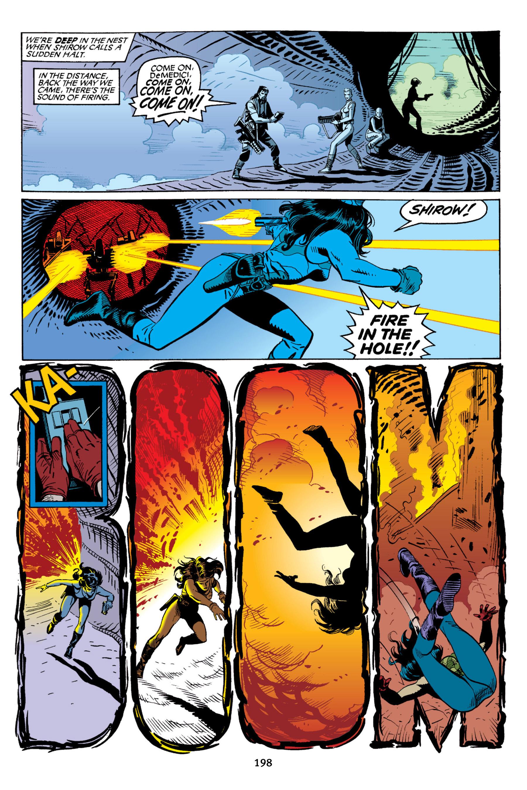 Aliens vs. Predator Omnibus _TPB_2_Part_2 Page 84
