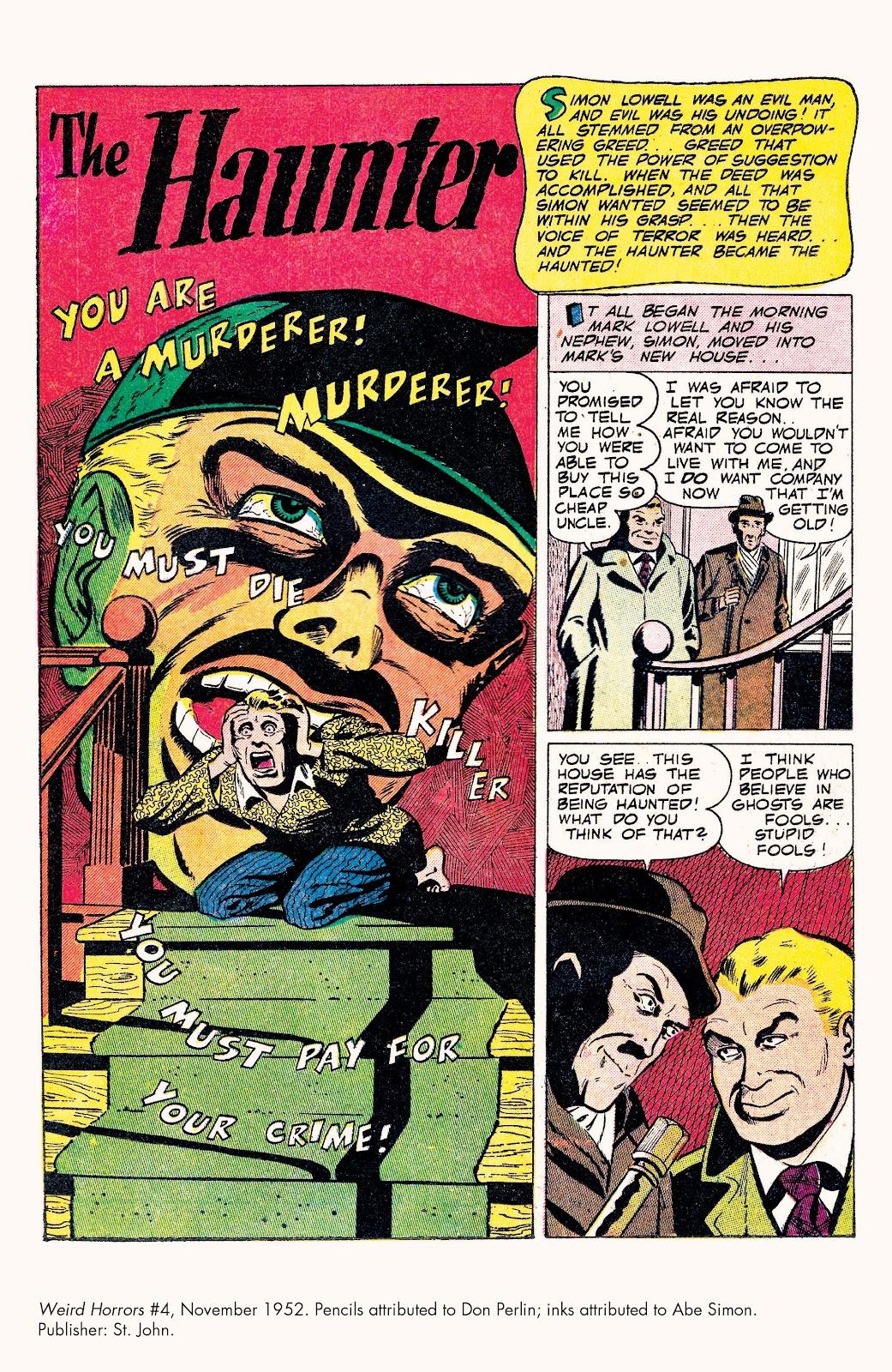 Haunted Horror Issue #22 #22 - English 31