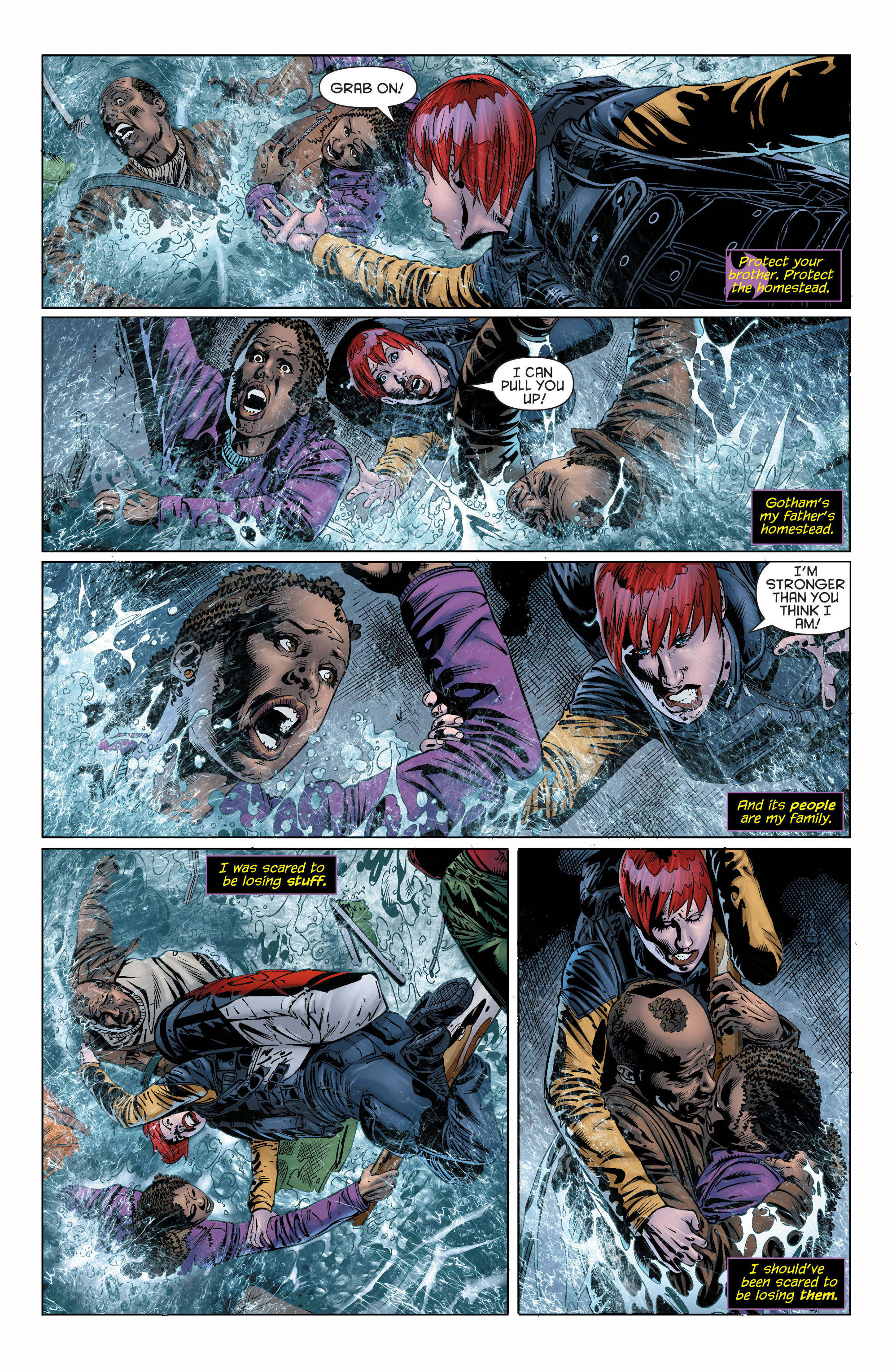 DC Comics: Zero Year chap tpb pic 97