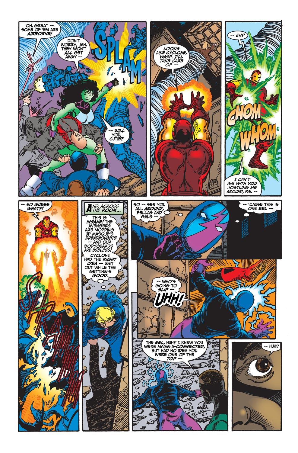 Avengers (1998) 31 Page 19
