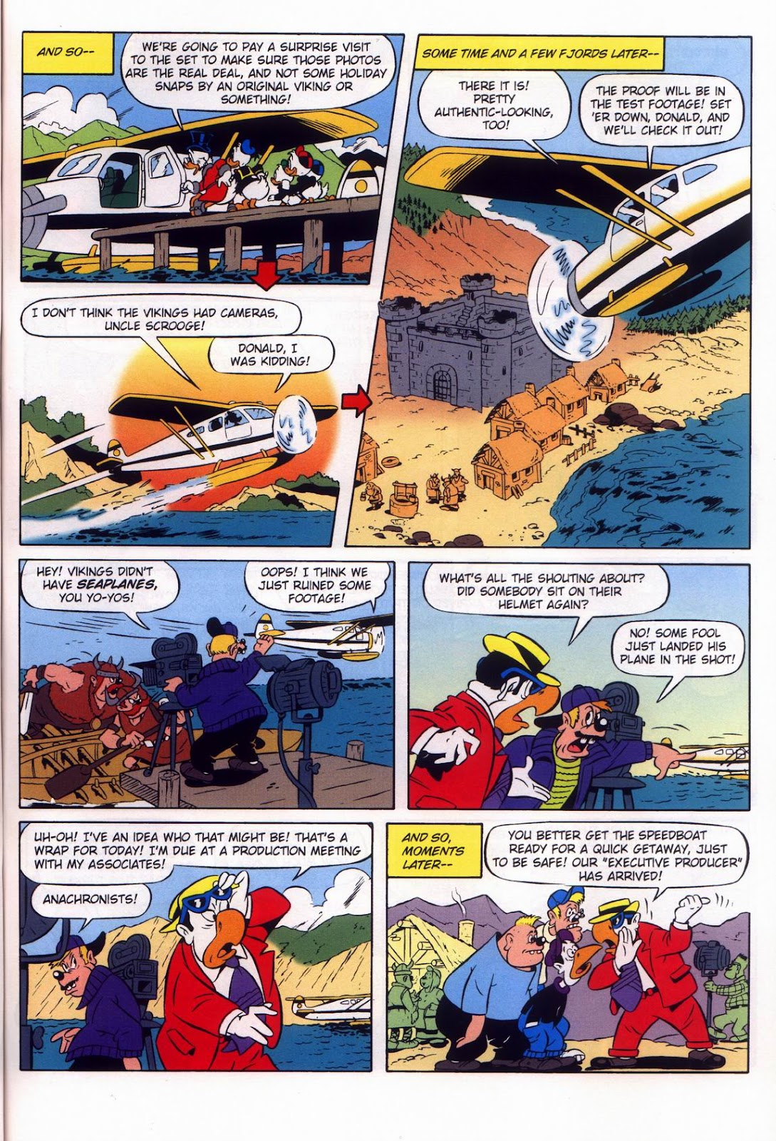 Uncle Scrooge (1953) Issue #316 #316 - English 39