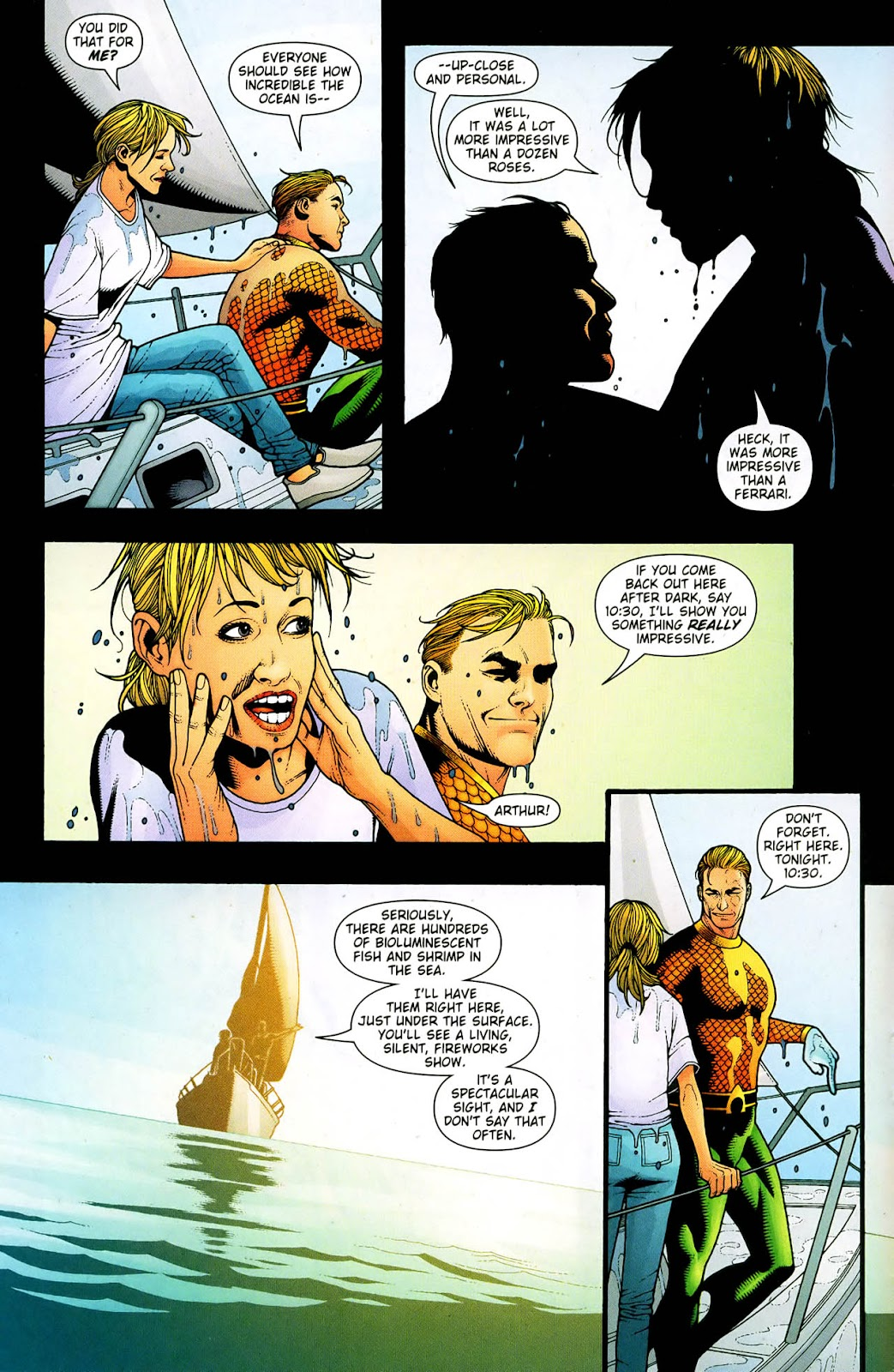 Aquaman (2003) Issue #33 #33 - English 5