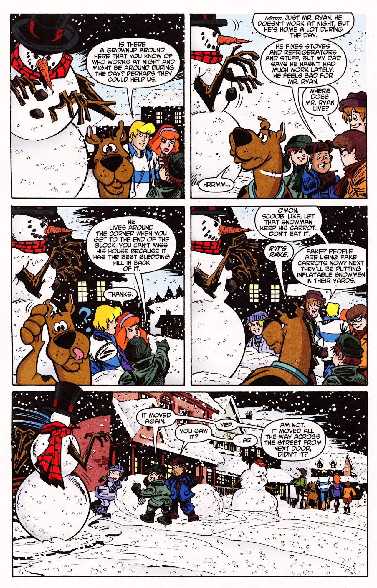 Read online Scooby-Doo (1997) comic -  Issue #140 - 5