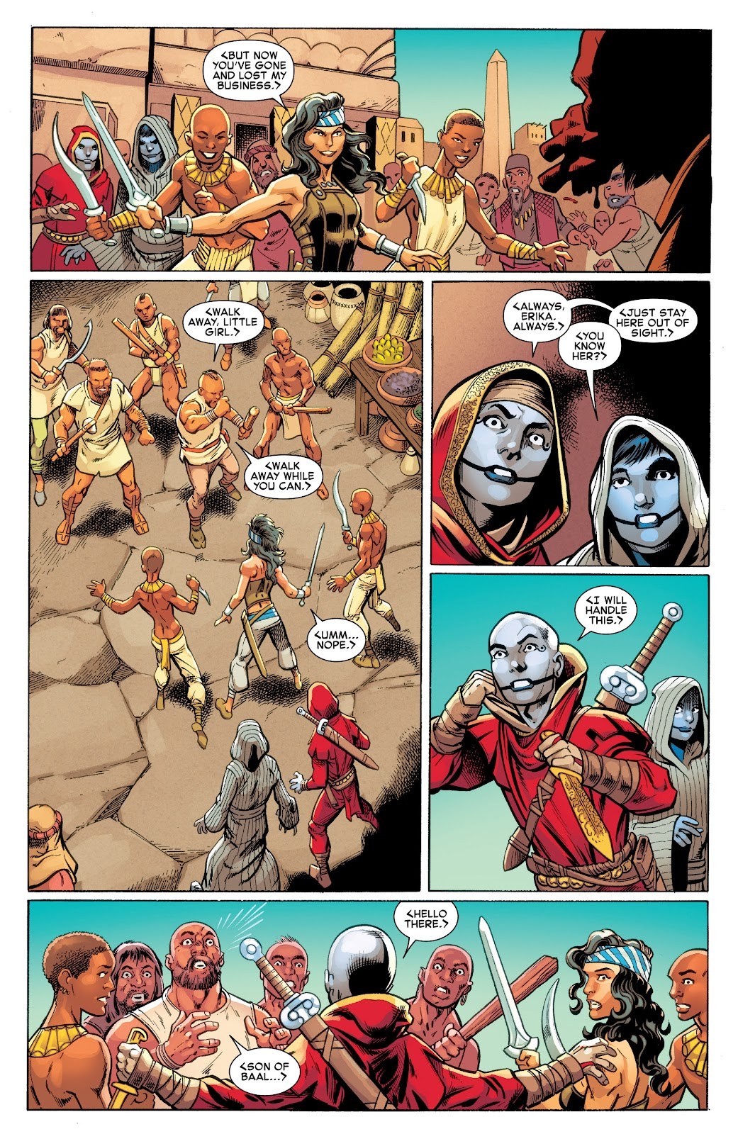 All-New X-Men (2016) Issue #10 #12 - English 8
