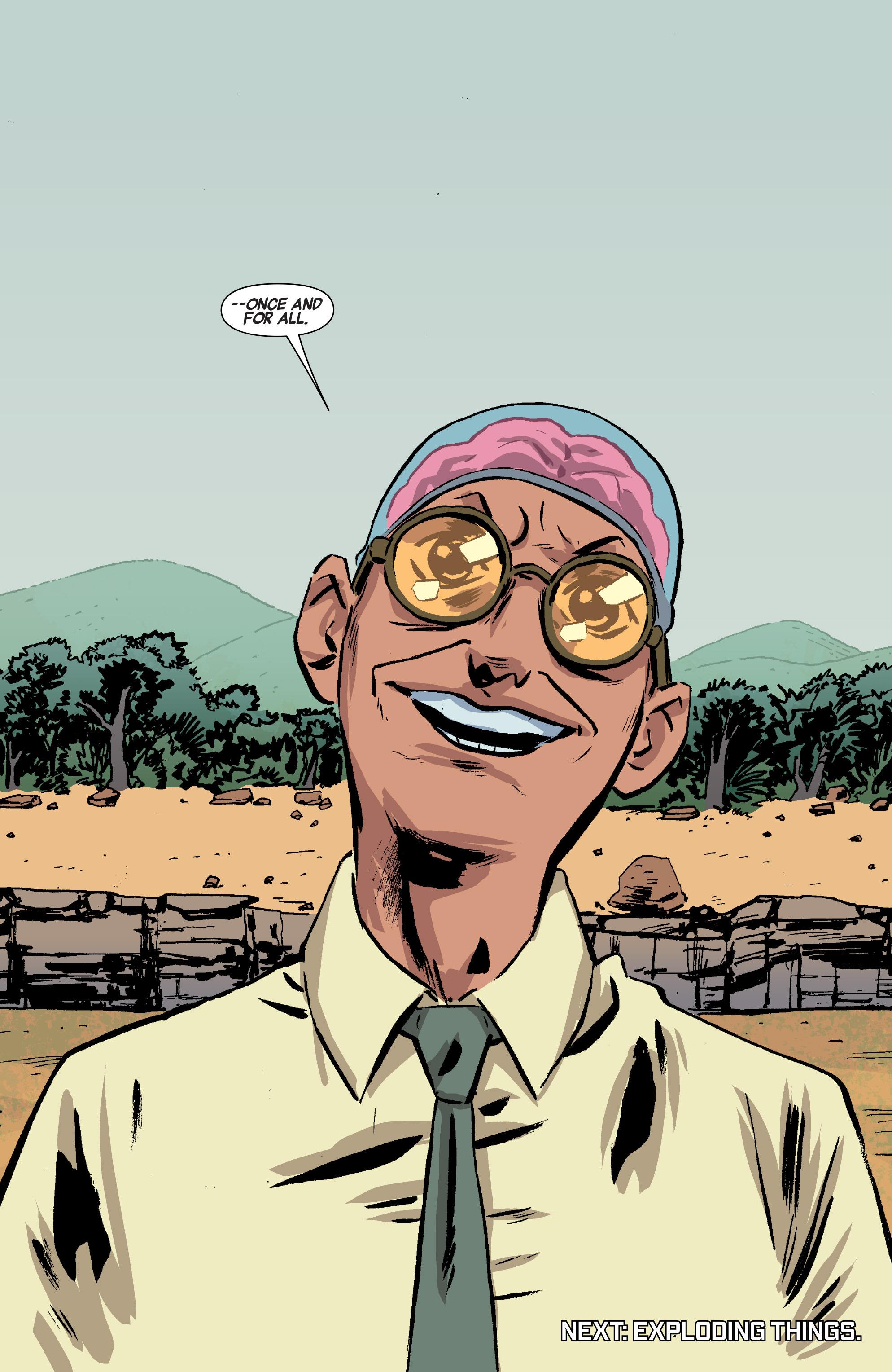 Read online Secret Avengers (2014) comic -  Issue #12 - 20