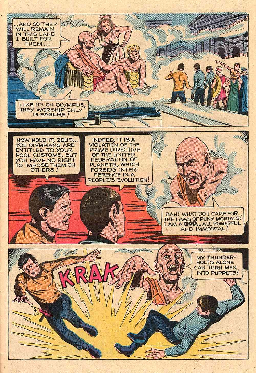 Star Trek (1967) #53 #53 - English 22