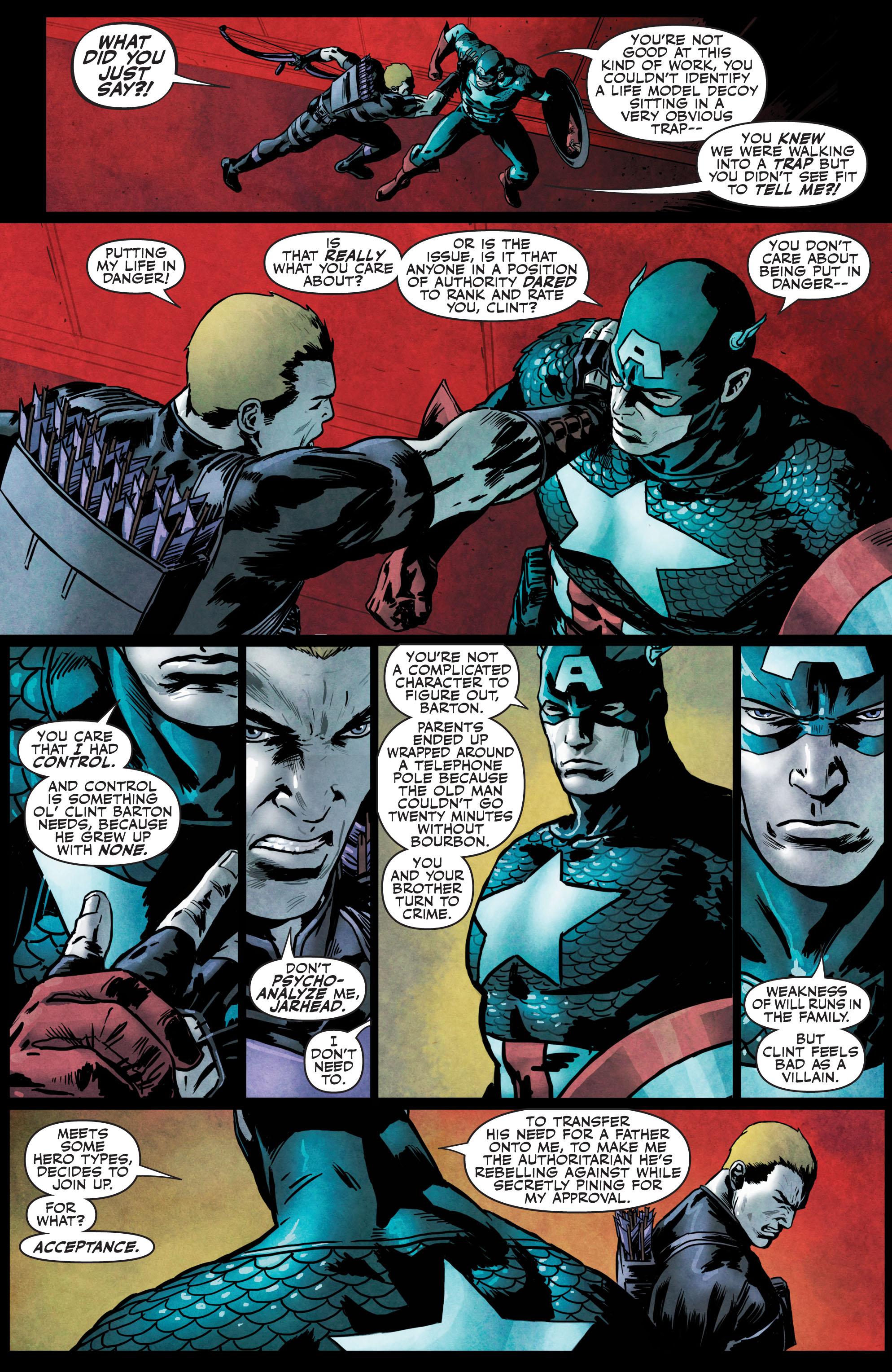 Read online Secret Avengers (2010) comic -  Issue #21.1 - 12