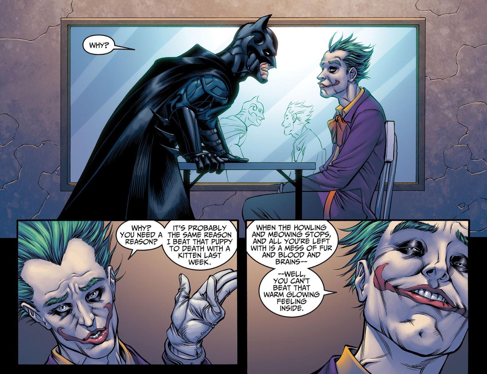 Injustice: Gods Among Us [I] Issue #4 #5 - English 5