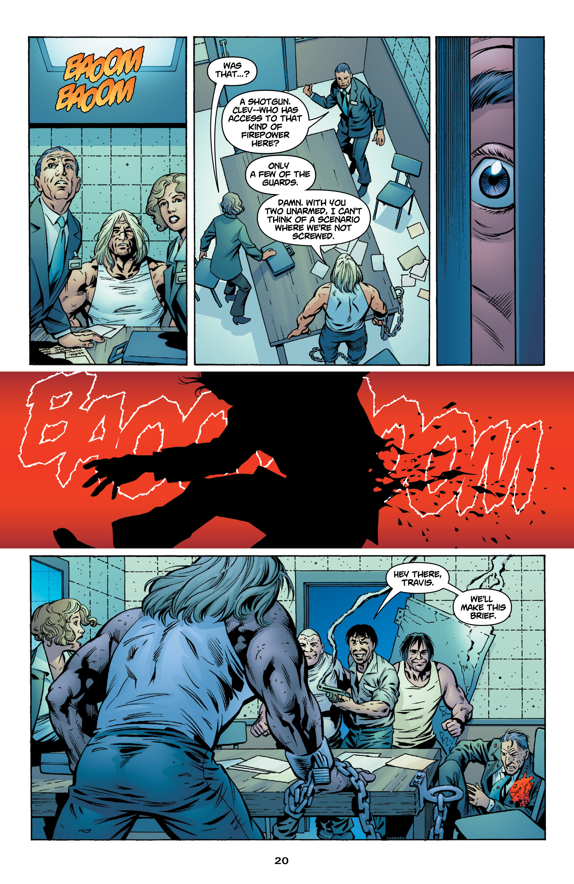 Bloodhound #TPB_1 #11 - English 22