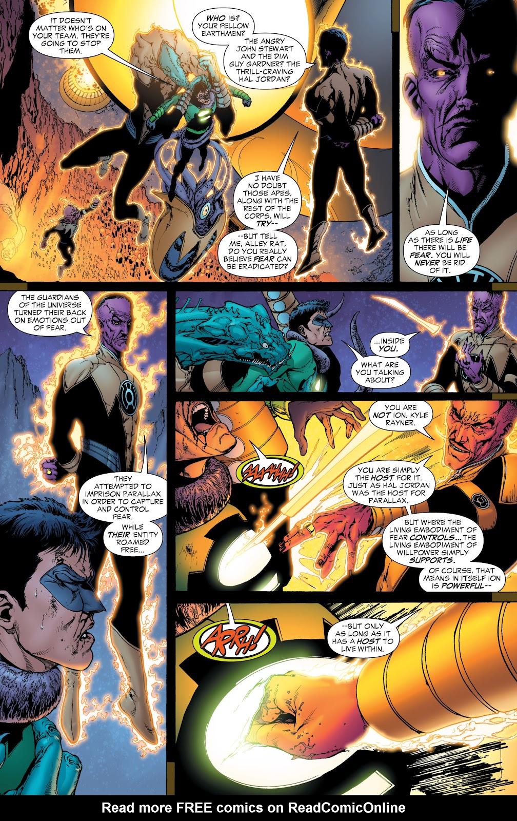 Green Lantern: The Sinestro Corps War Full #1 - English 42