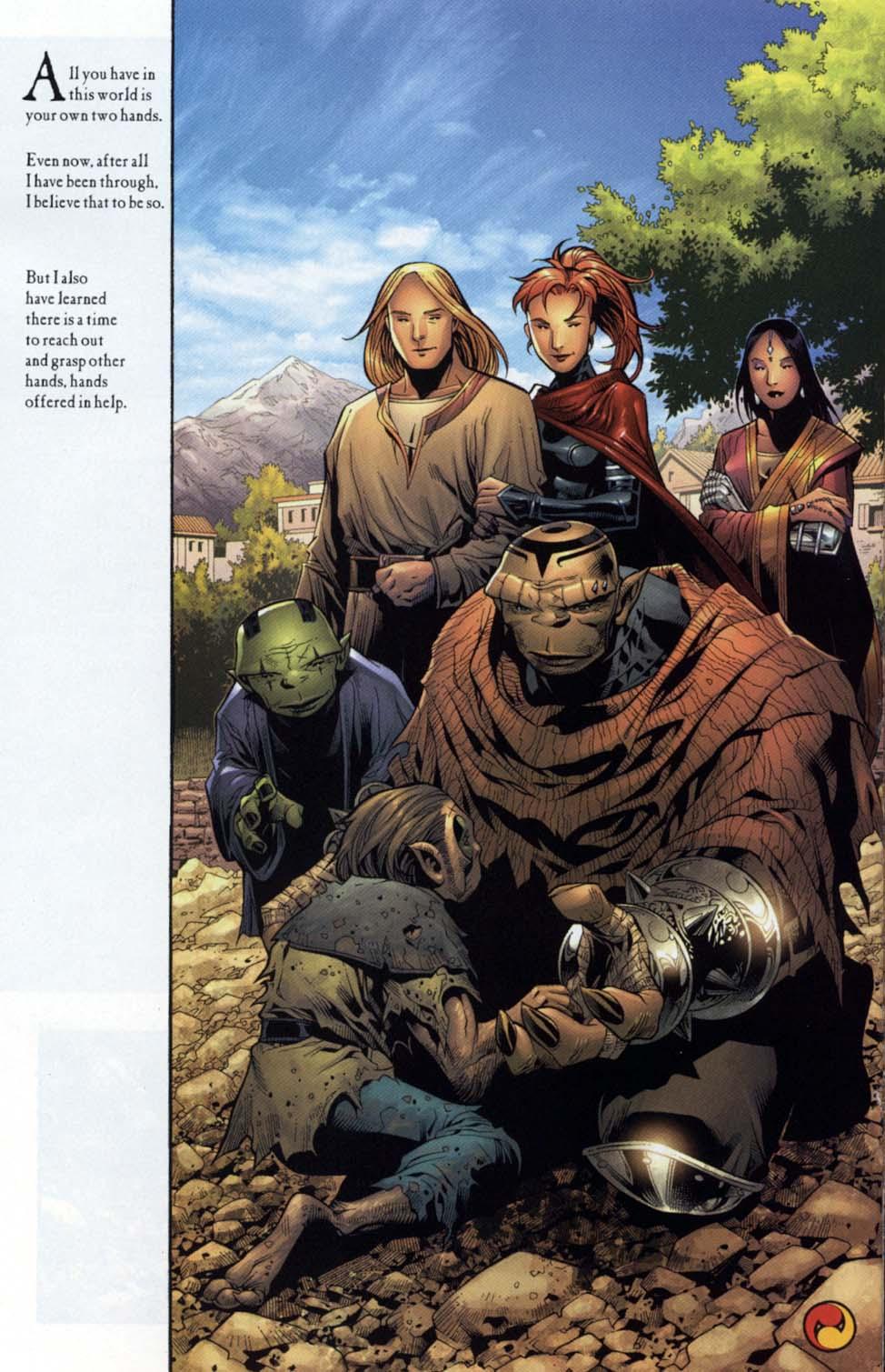 Read online Scion comic -  Issue #26 - 20