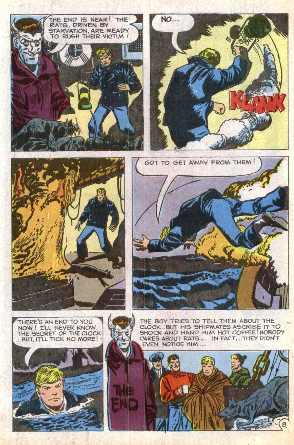 Read online Scary Tales comic -  Issue #46 - 18