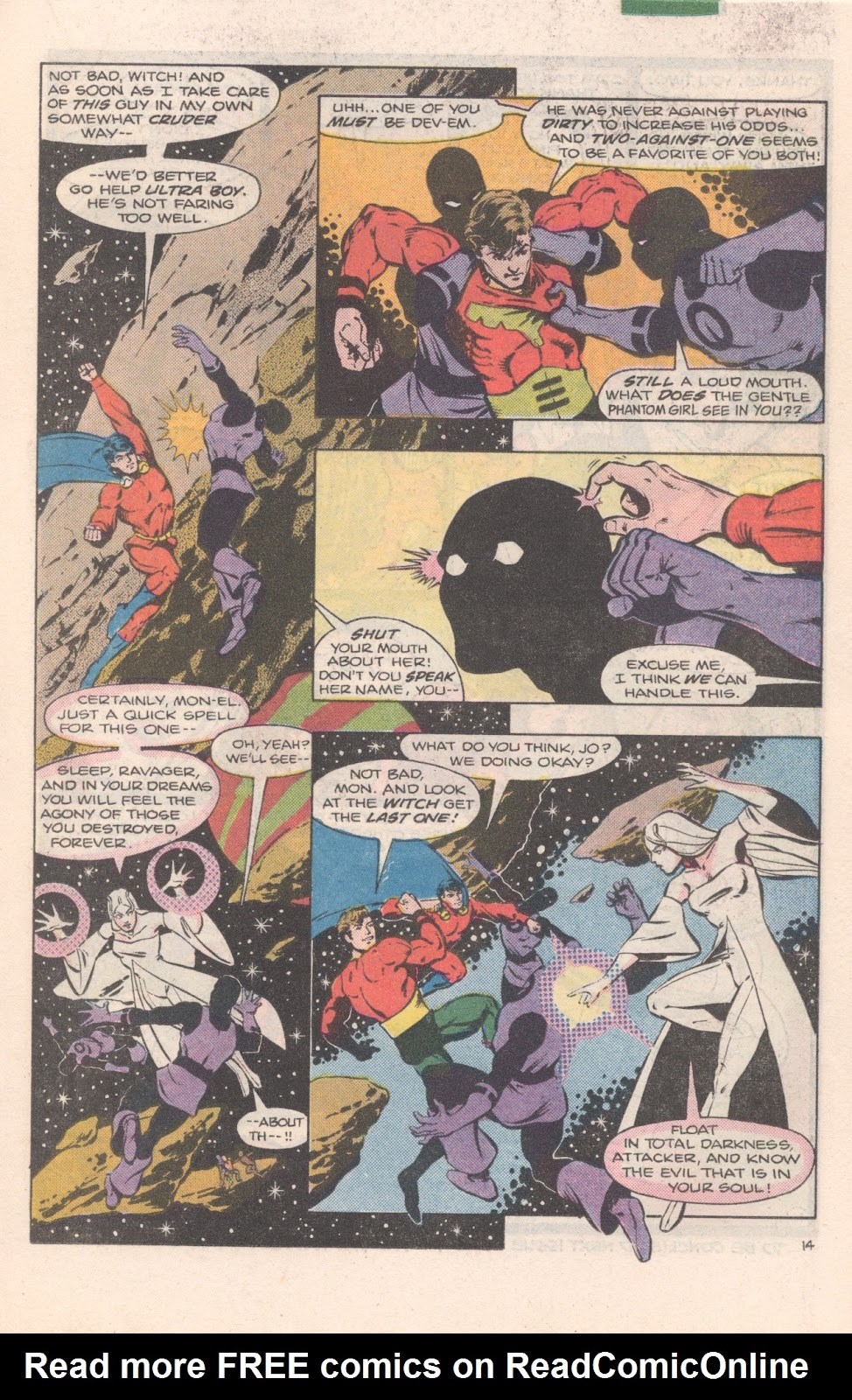 Tales of the Legion Issue #324 #11 - English 15
