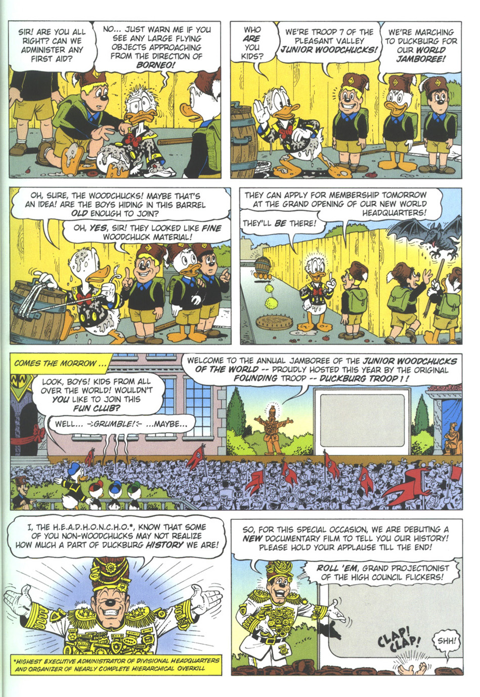 Uncle Scrooge (1953) Issue #309 #309 - English 7