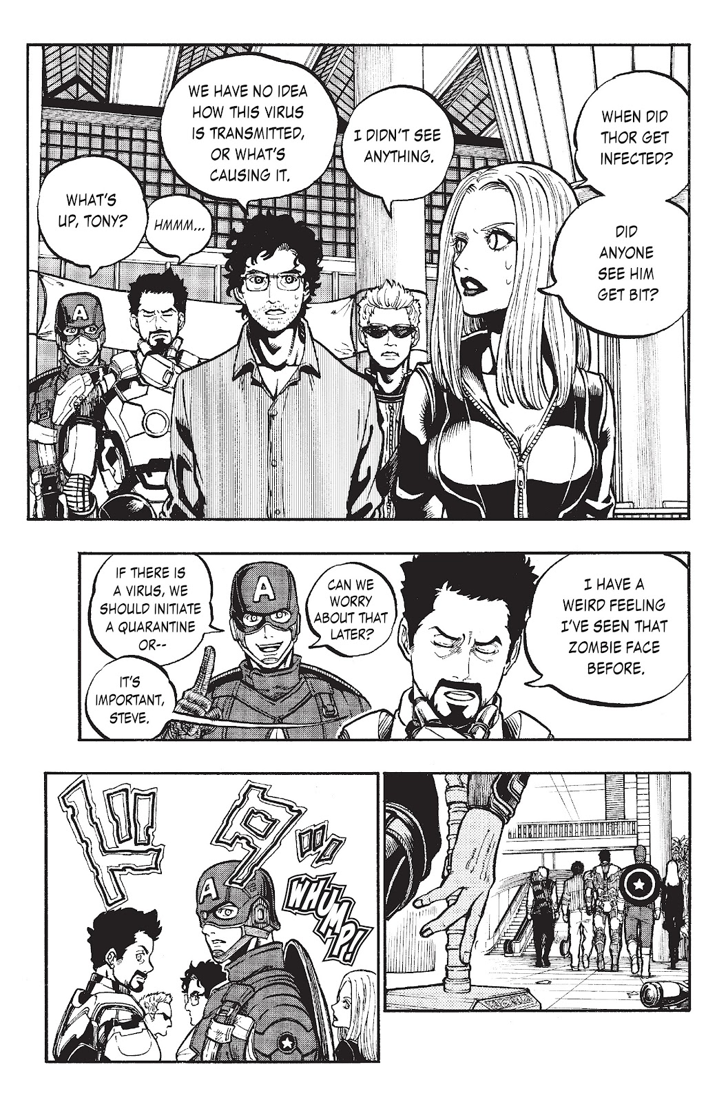 Zombies Assemble Issue #1 Page 28
