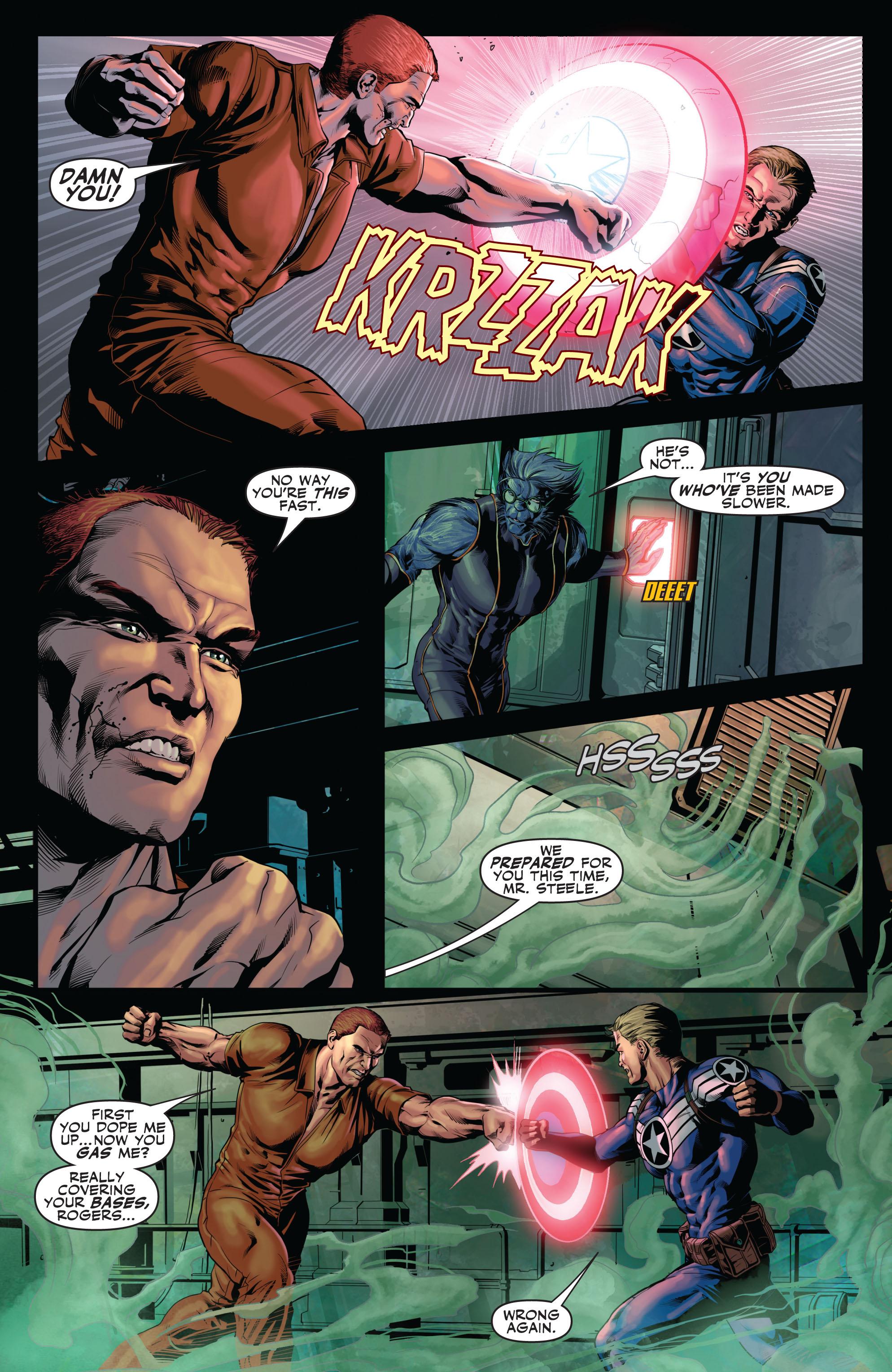 Read online Secret Avengers (2010) comic -  Issue #12 - 4