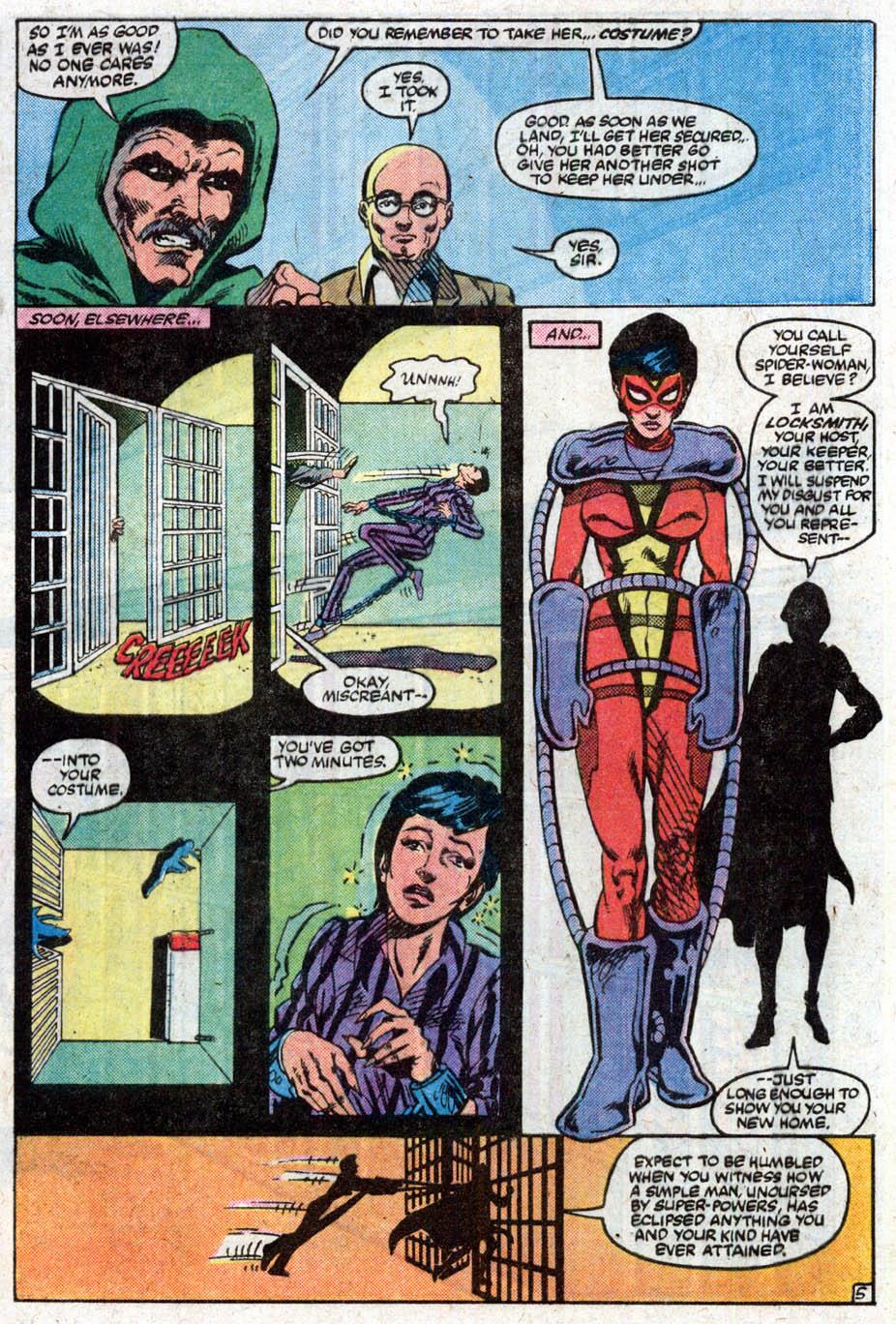 Spider-Woman (1978) #50 #50 - English 6