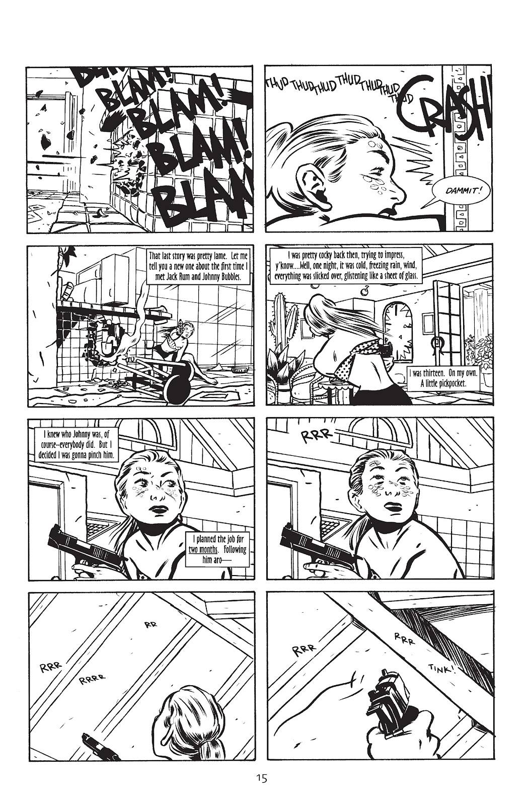 Stray Bullets Issue #10 #10 - English 17