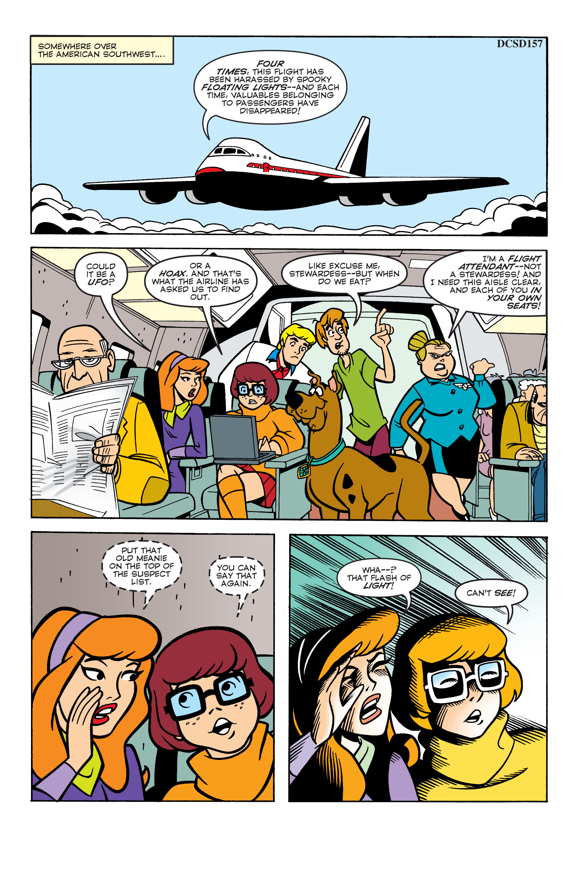 Read online Scooby-Doo (1997) comic -  Issue #53 - 14